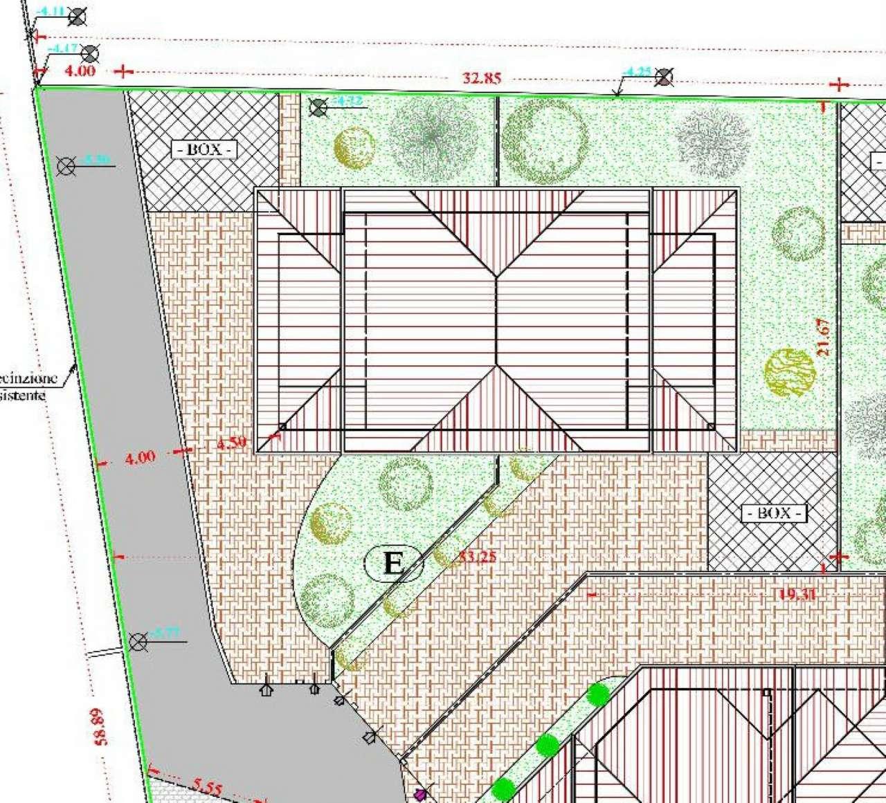Terreno Edificabile Residenziale in vendita a Gorla Maggiore, 9999 locali, prezzo € 80.000 | Cambio Casa.it