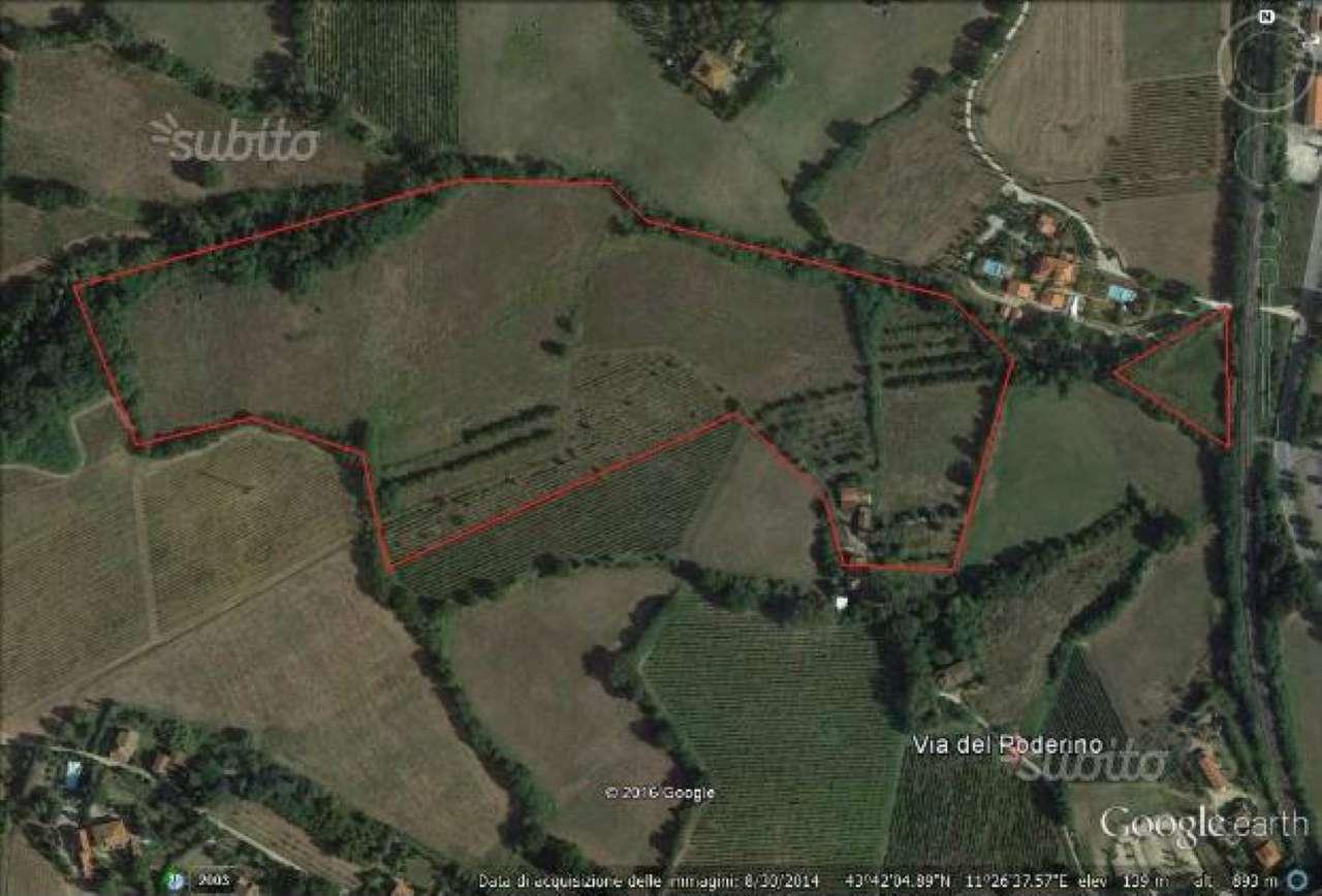 Terreno Agricolo in vendita a Rignano sull'Arno, 9999 locali, prezzo € 230.000 | Cambio Casa.it