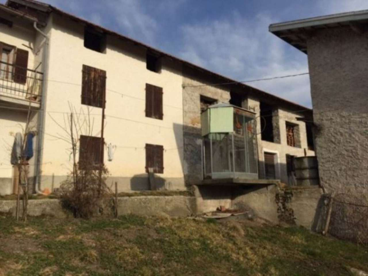 Soluzione Indipendente in vendita a Limana, 6 locali, prezzo € 120.000 | Cambio Casa.it