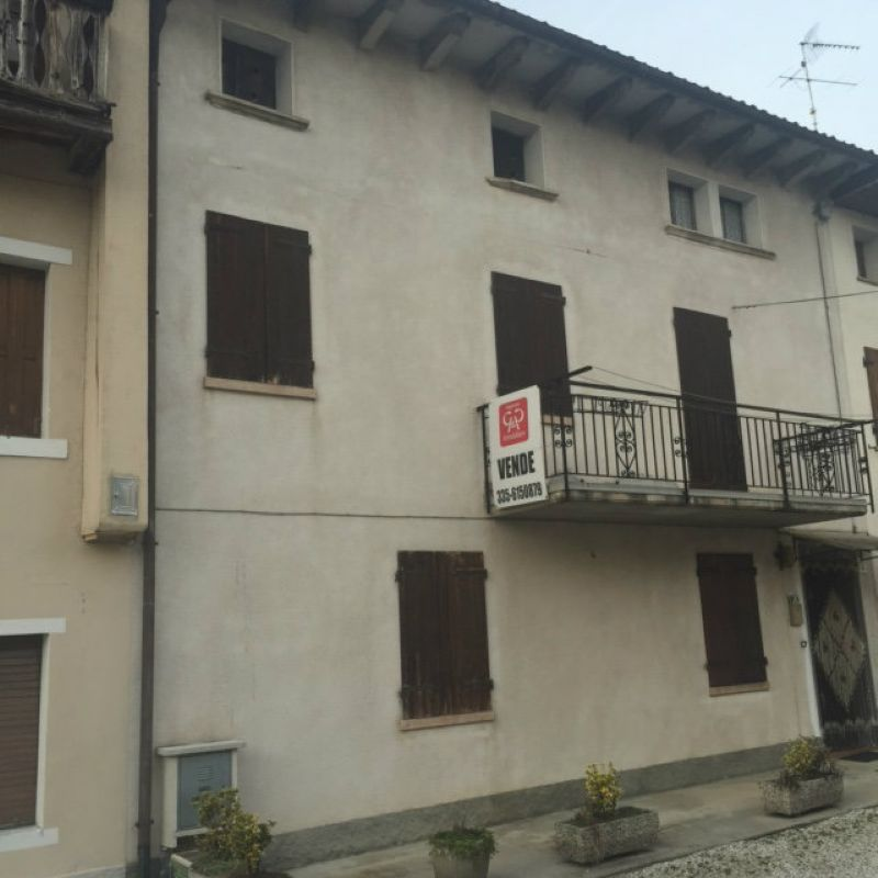 Soluzione Semindipendente in vendita a Mel, 6 locali, prezzo € 63.000 | Cambio Casa.it