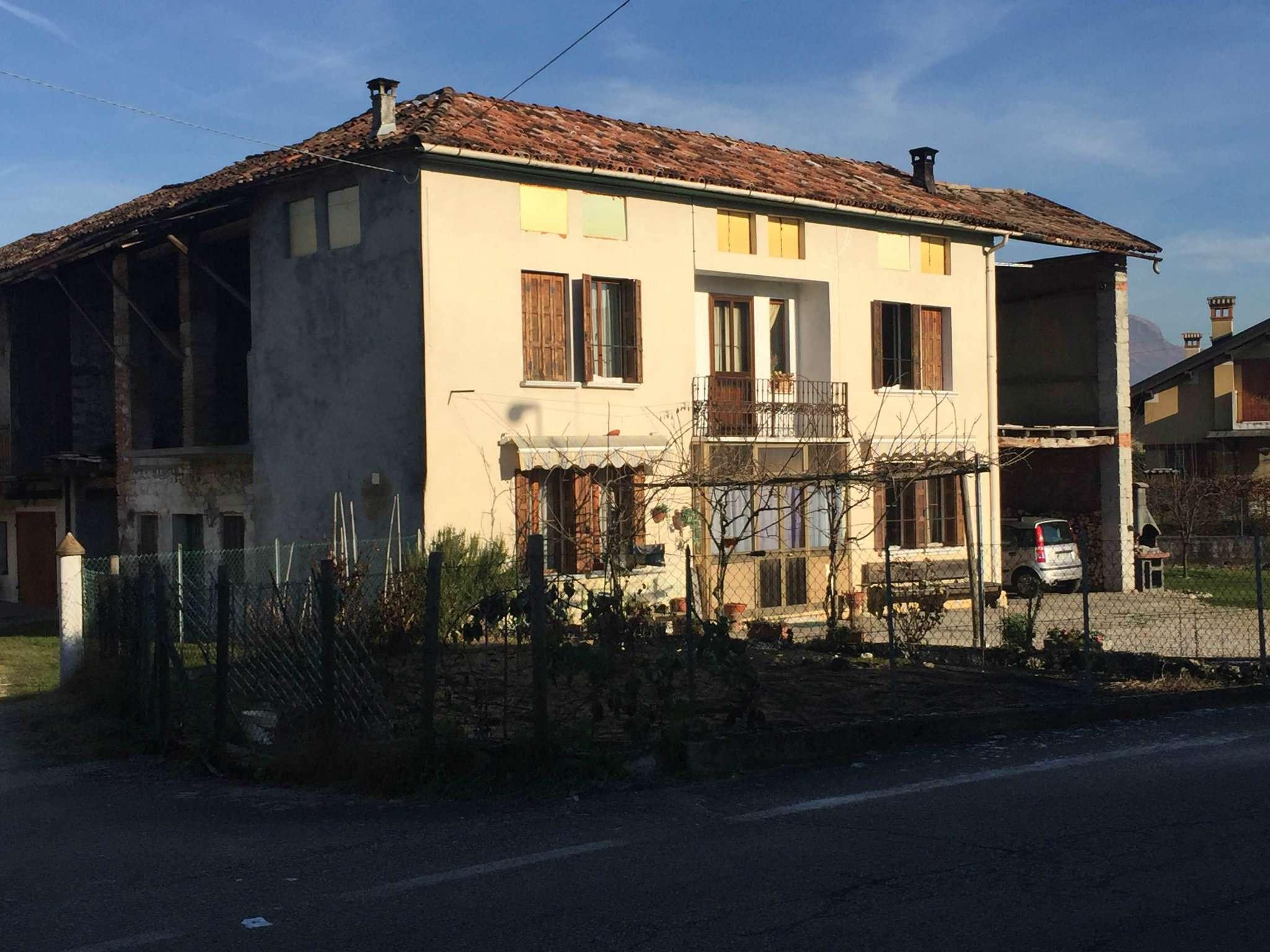 Soluzione Indipendente in vendita a Santa Giustina, 11 locali, prezzo € 118.000 | Cambio Casa.it