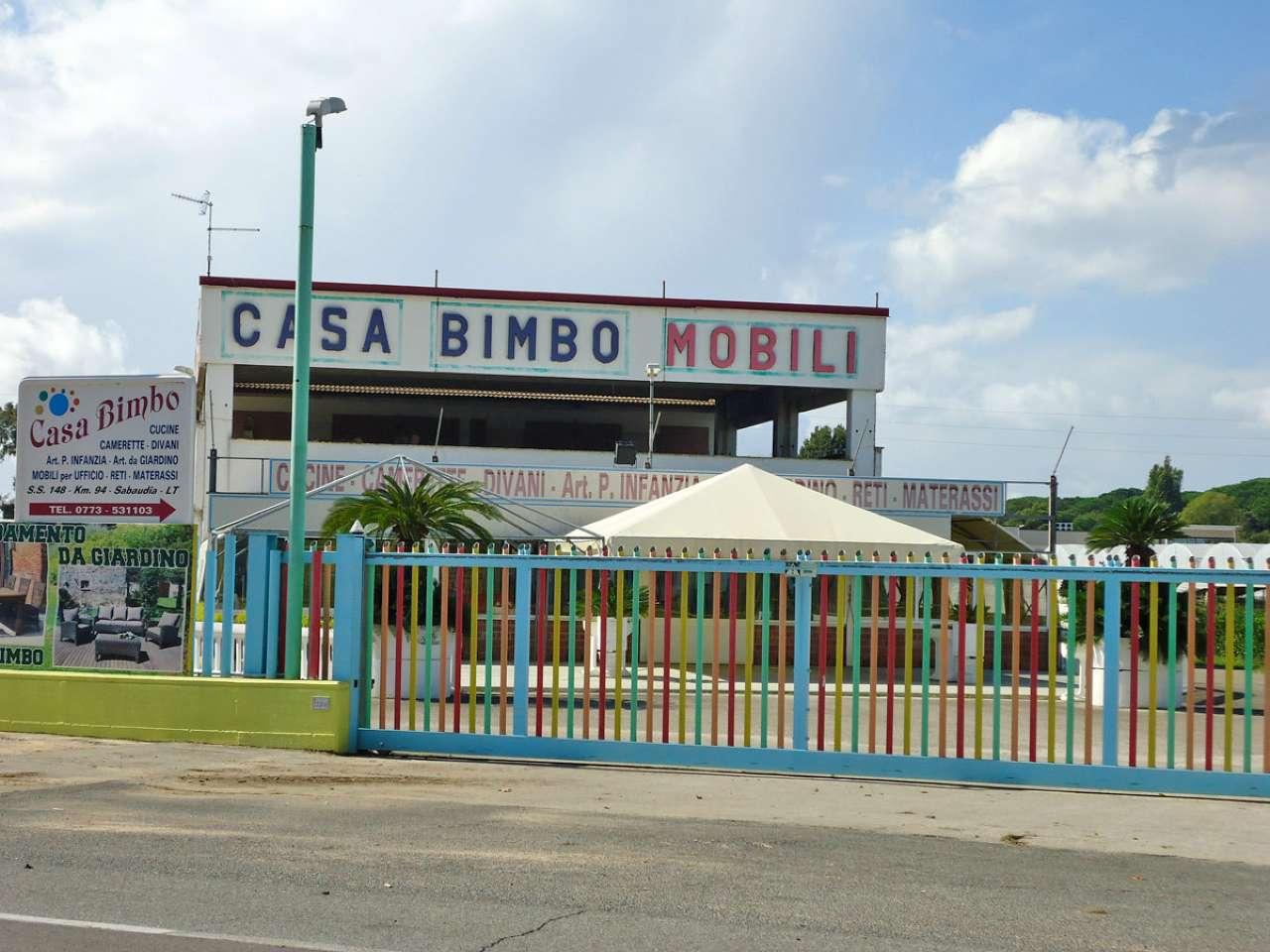 Immobile Commerciale in vendita a Sabaudia, 24 locali, prezzo € 950.000 | CambioCasa.it