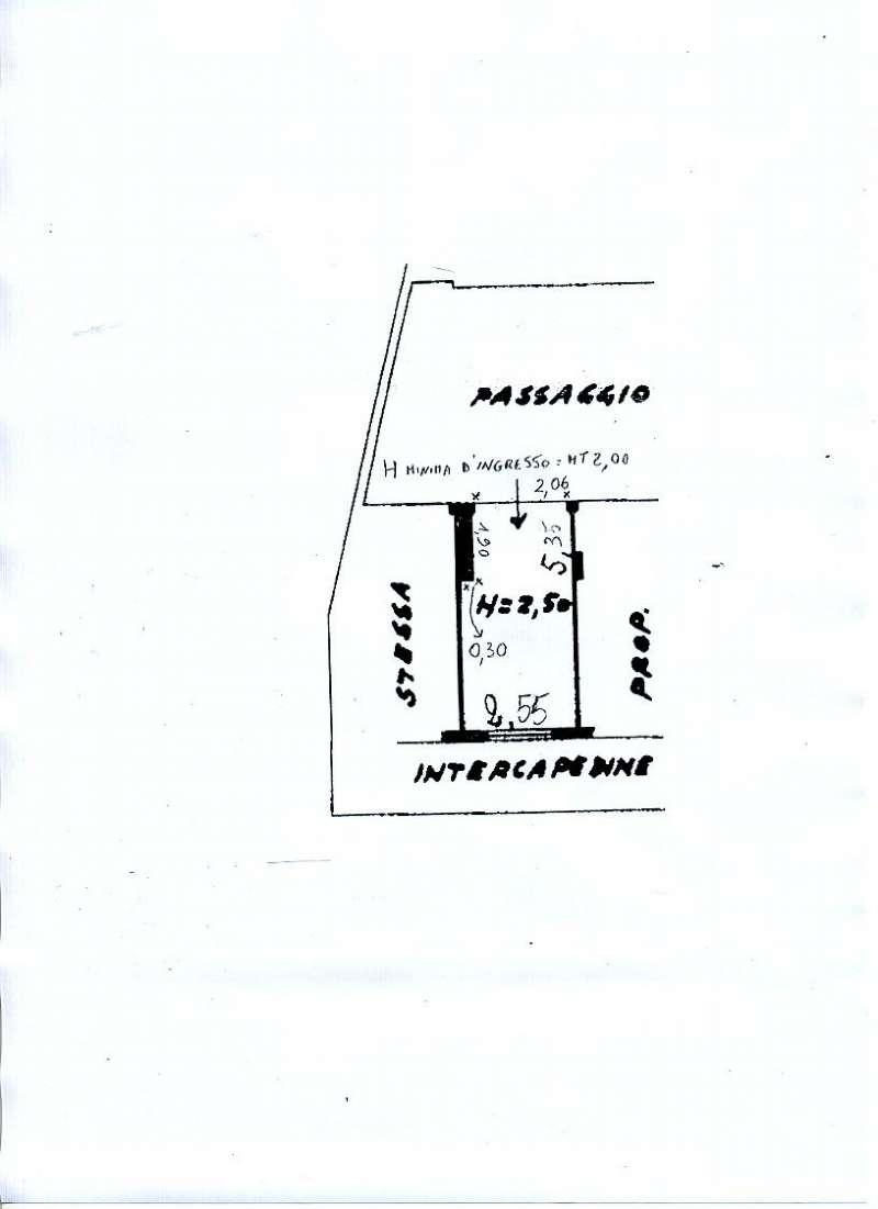 Box / Garage in affitto a Milano, 1 locali, zona Zona: 15 . Fiera, Firenze, Sempione, Pagano, Amendola, Paolo Sarpi, Arena, prezzo € 120 | Cambio Casa.it