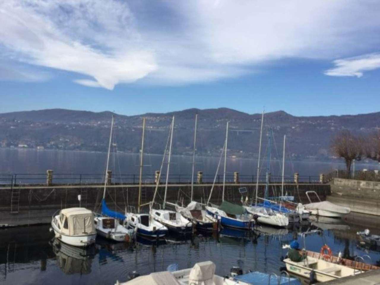 Bilocale Ranco Via Ronchetto 12