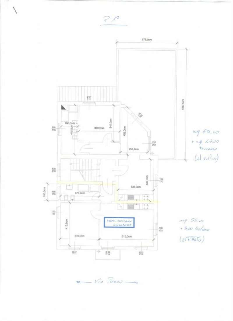 Vendita  bilocale Induno Olona Via Porro 1 1069760