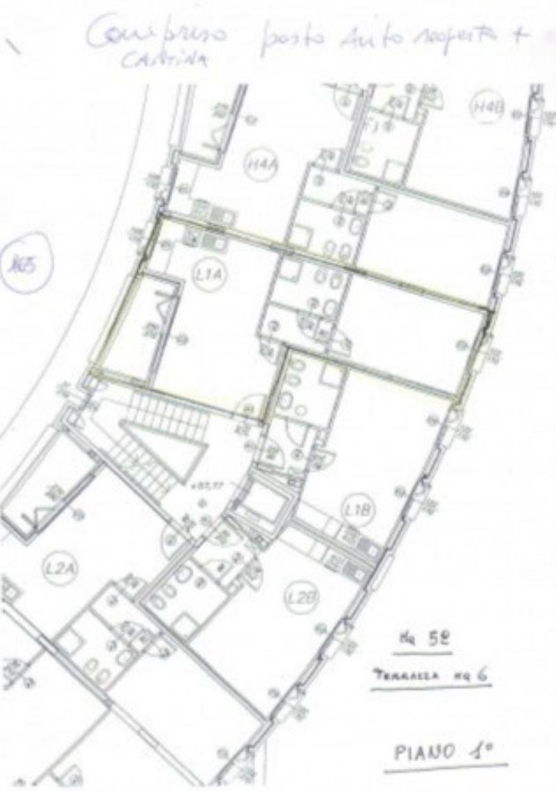 Appartamento in vendita a Calenzano, 2 locali, prezzo € 120.000 | Cambio Casa.it