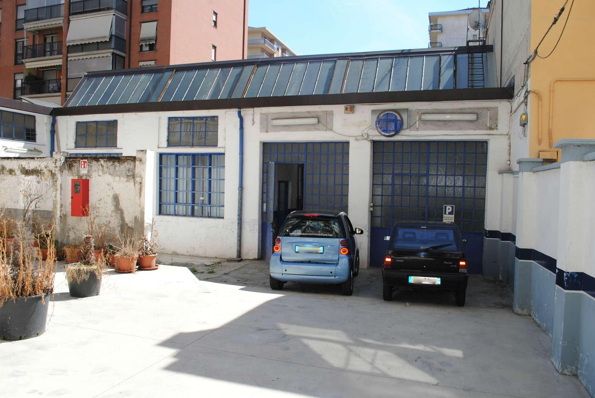 Laboratorio in affitto a Torino, 9999 locali, zona Zona: 7 . Santa Rita, prezzo € 2.000 | CambioCasa.it