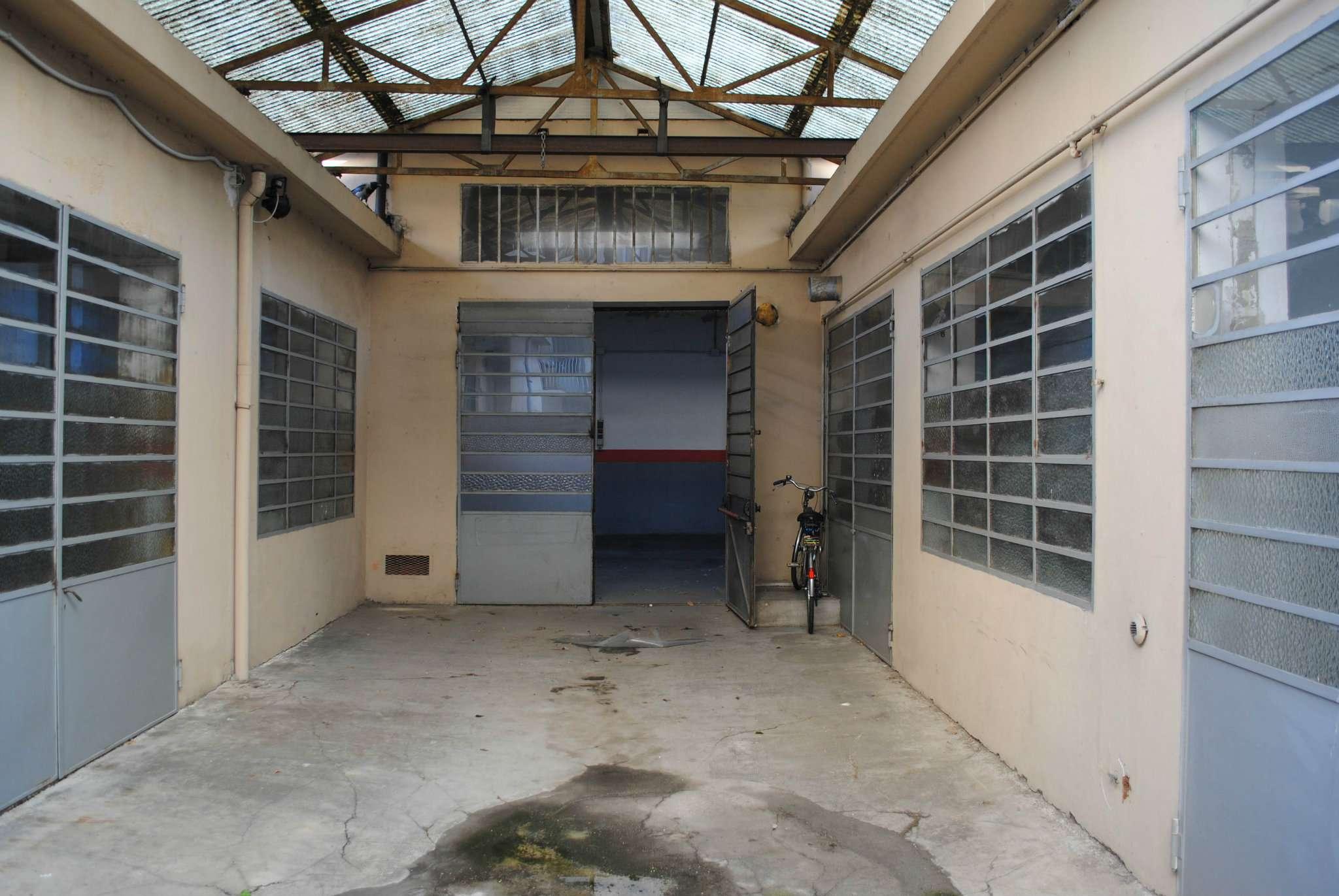 Magazzino/Laboratorio in affitto Zona Santa Rita - via Saliceto 9bis Torino