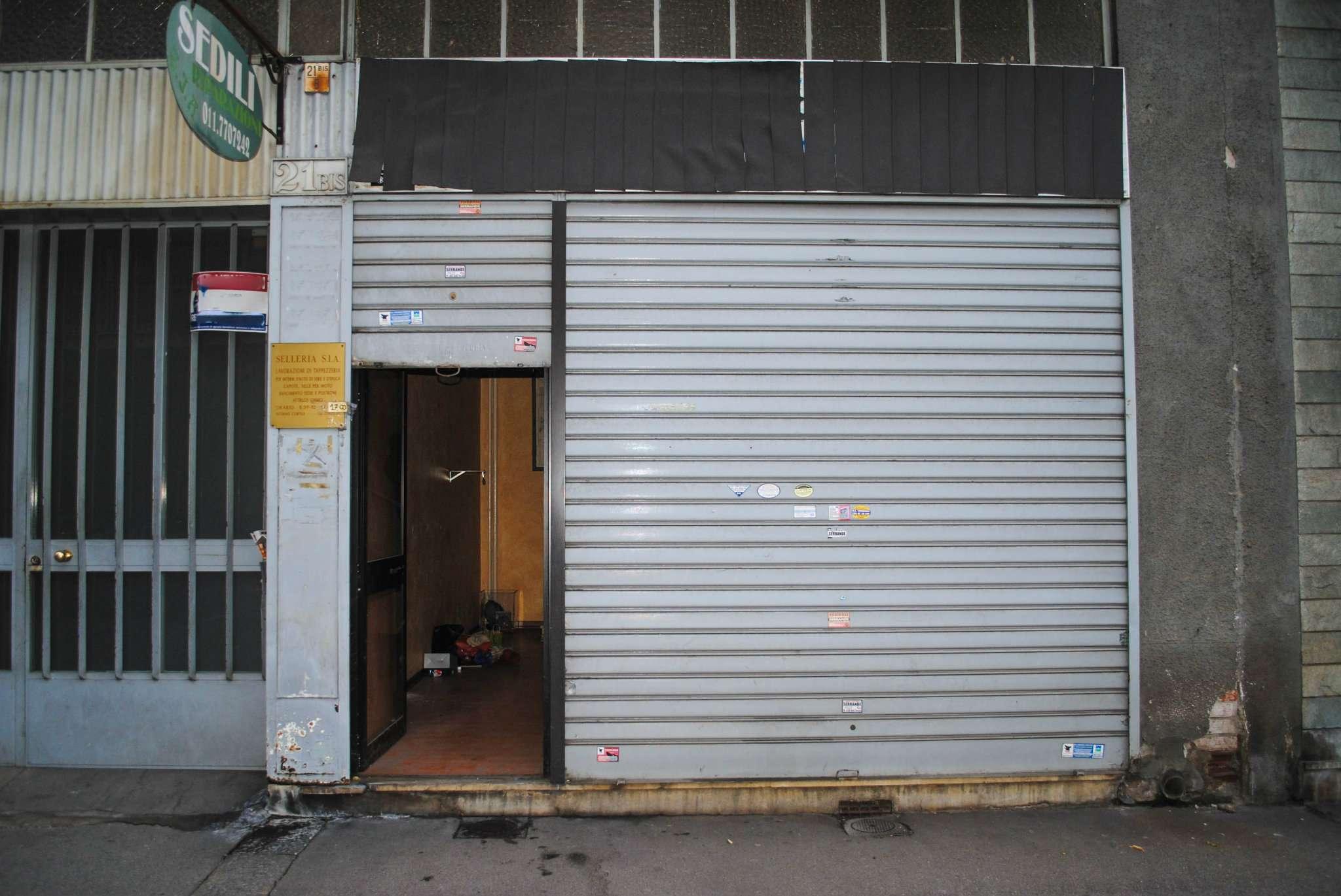 Negozio in affitto Zona Parella, Pozzo Strada - via LaThuille 21bis Torino