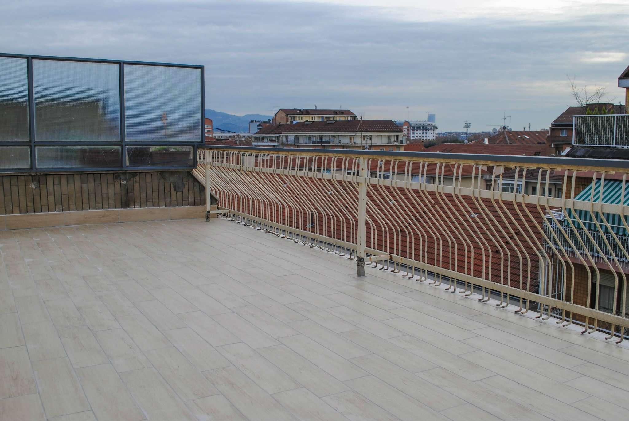 Attico/Mansarda in affitto Zona Parella, Pozzo Strada - corso Monte Cucco 129/7 Torino