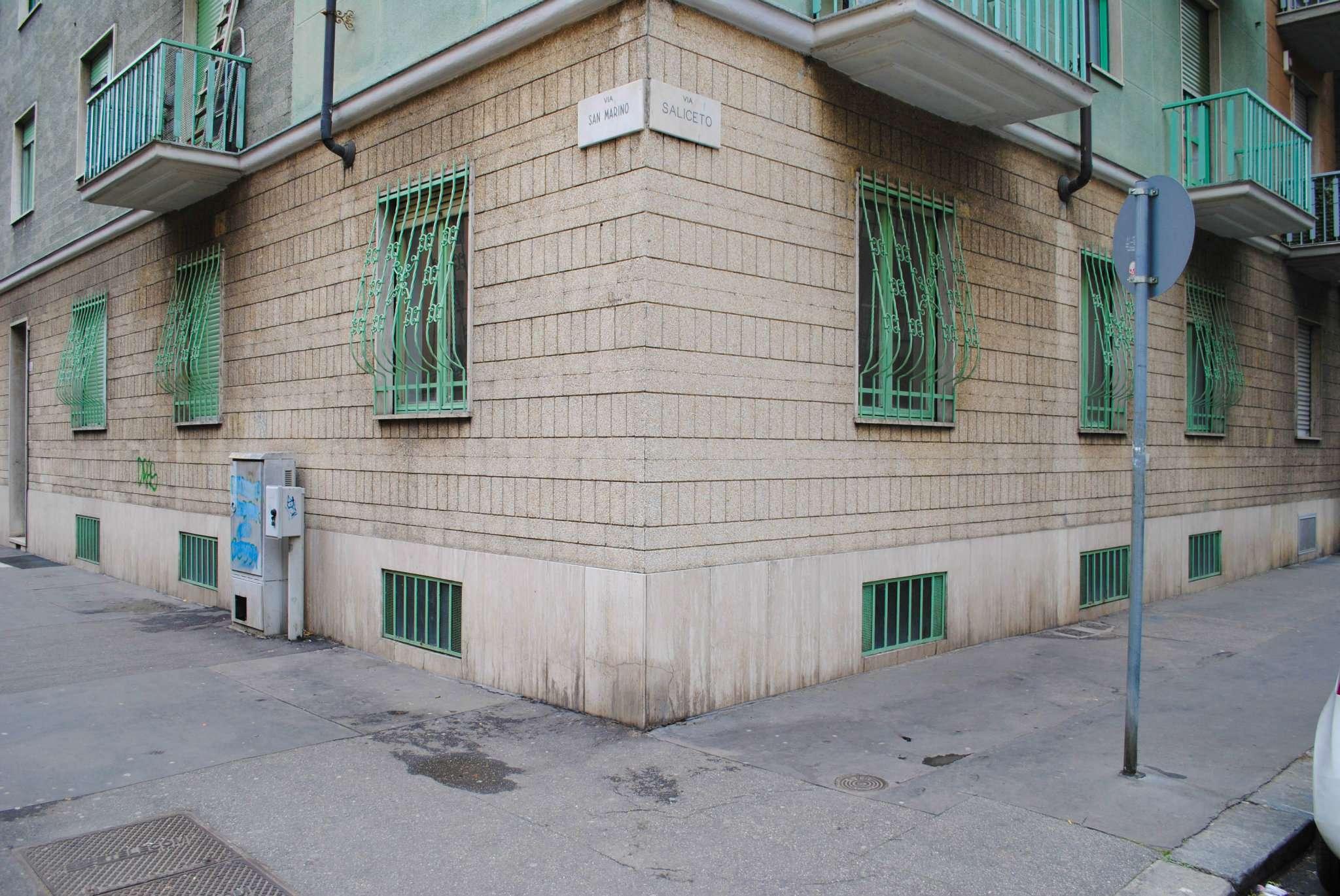 Ufficio in affitto Zona Santa Rita - via San Marino 55 Torino