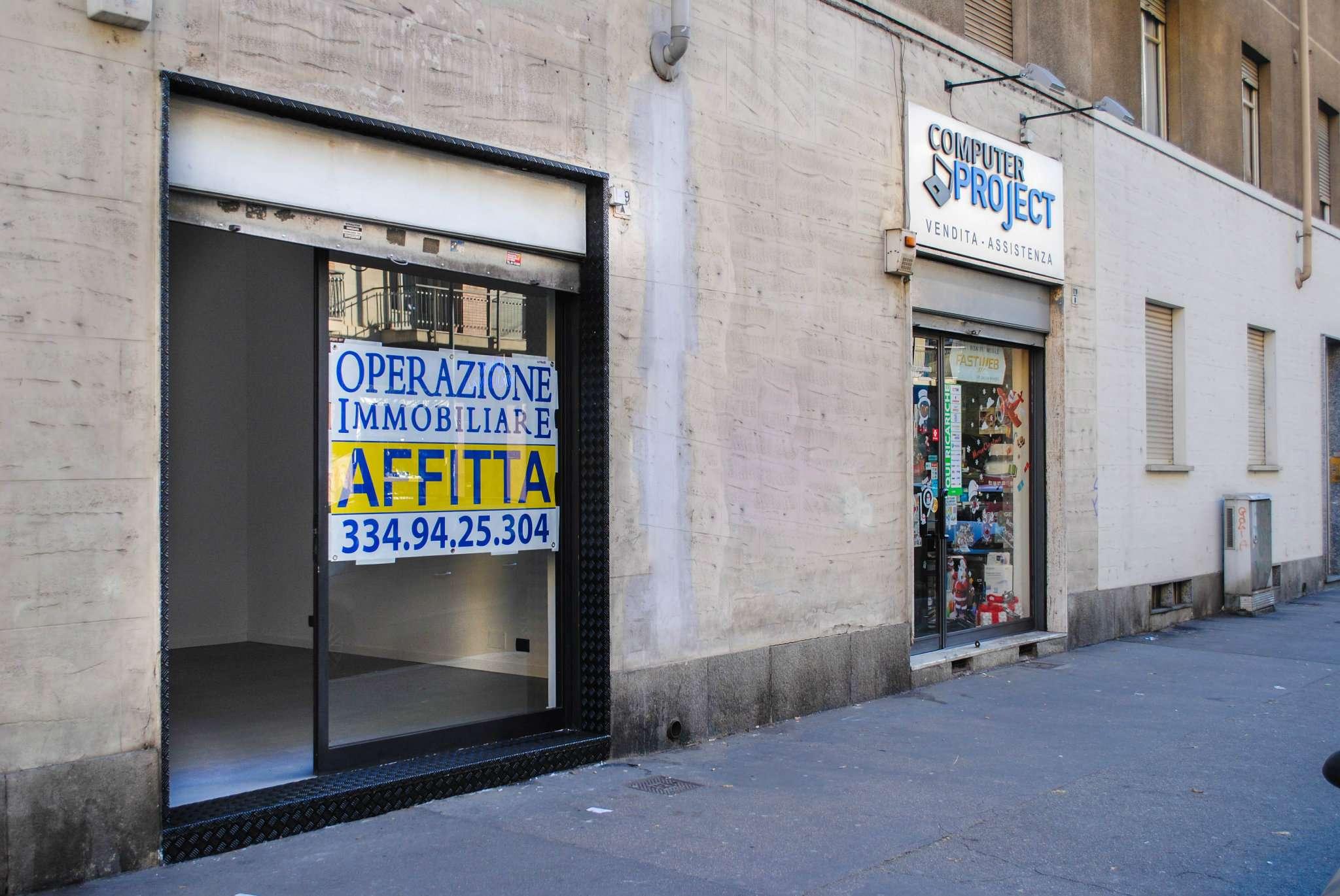 Negozio in affitto Zona Santa Rita - via Tripoli 179 Torino