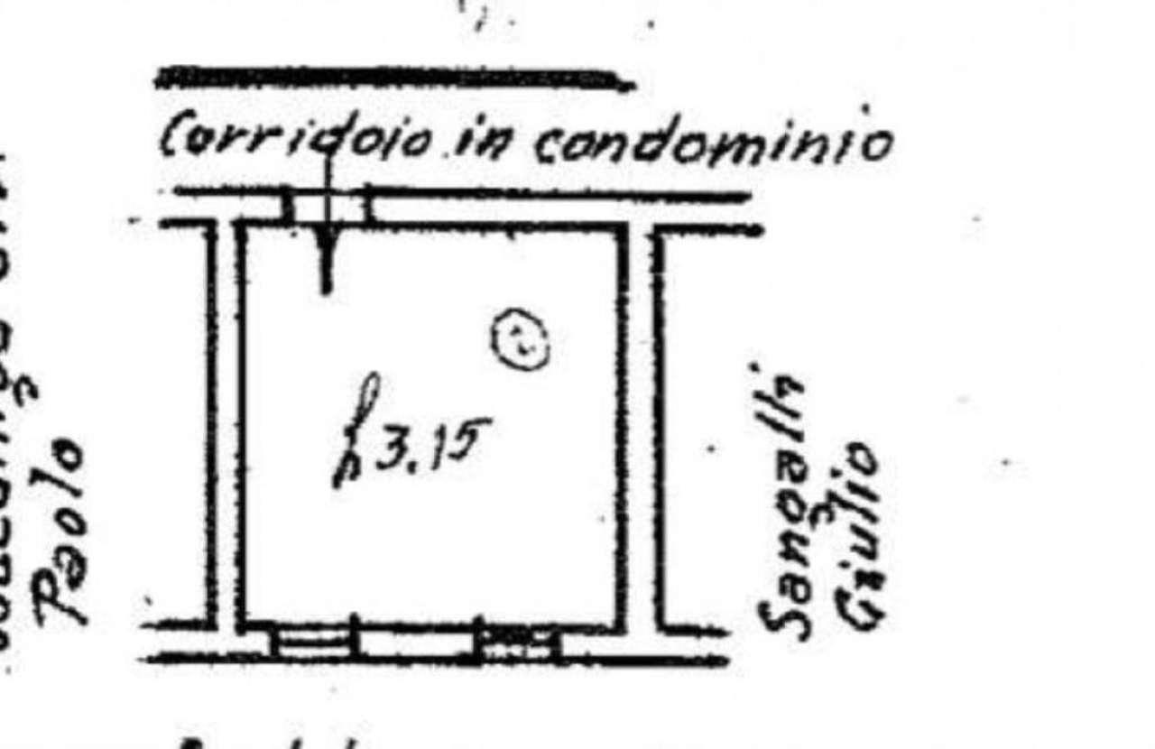 Vendita  bilocale Brugherio Via Nazario Sauro 1 910609