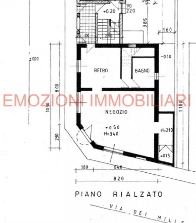 Negozio / Locale in vendita a Brugherio, 2 locali, prezzo € 130.000 | Cambio Casa.it