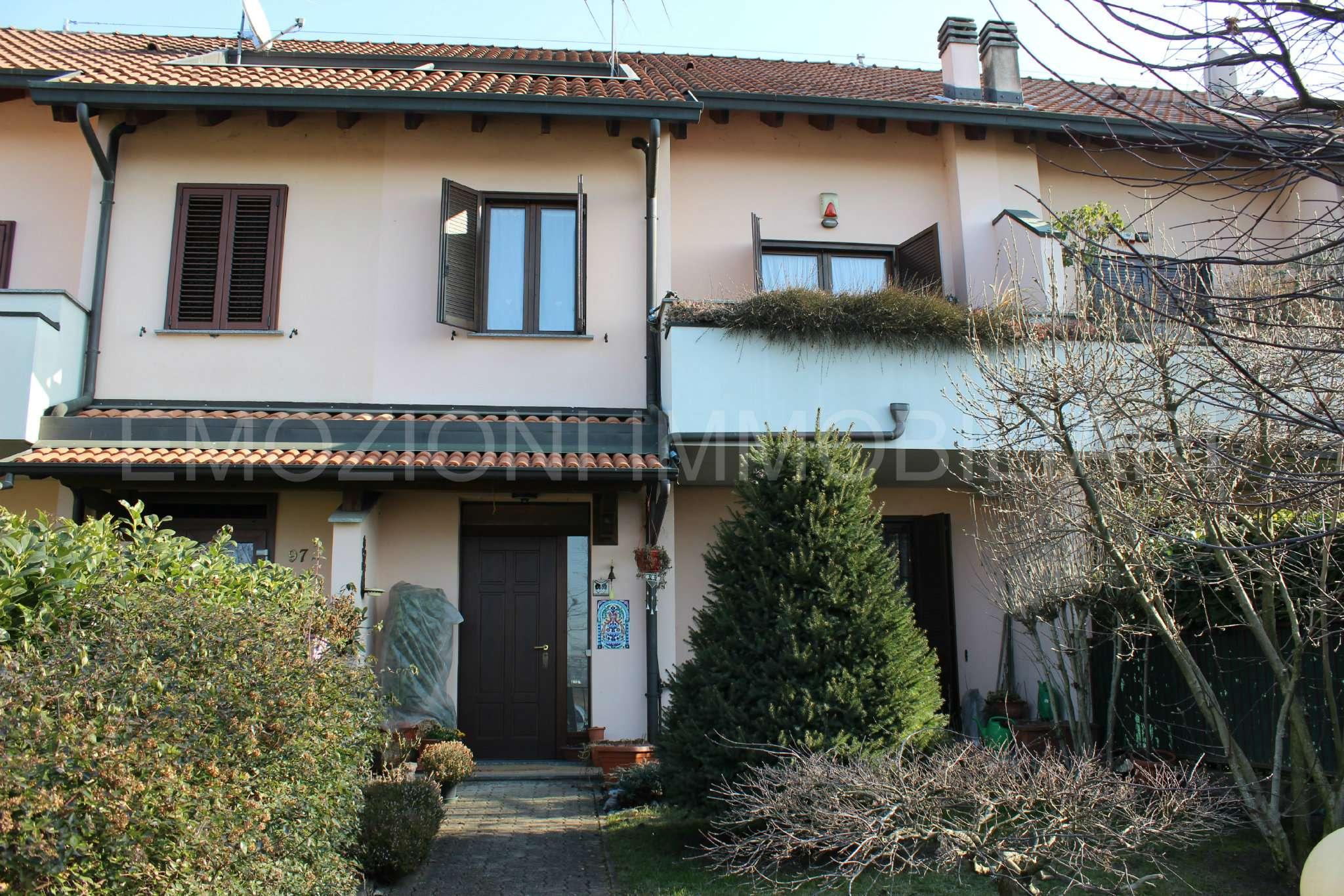 Villa a Schiera in Vendita a Zelo Buon Persico