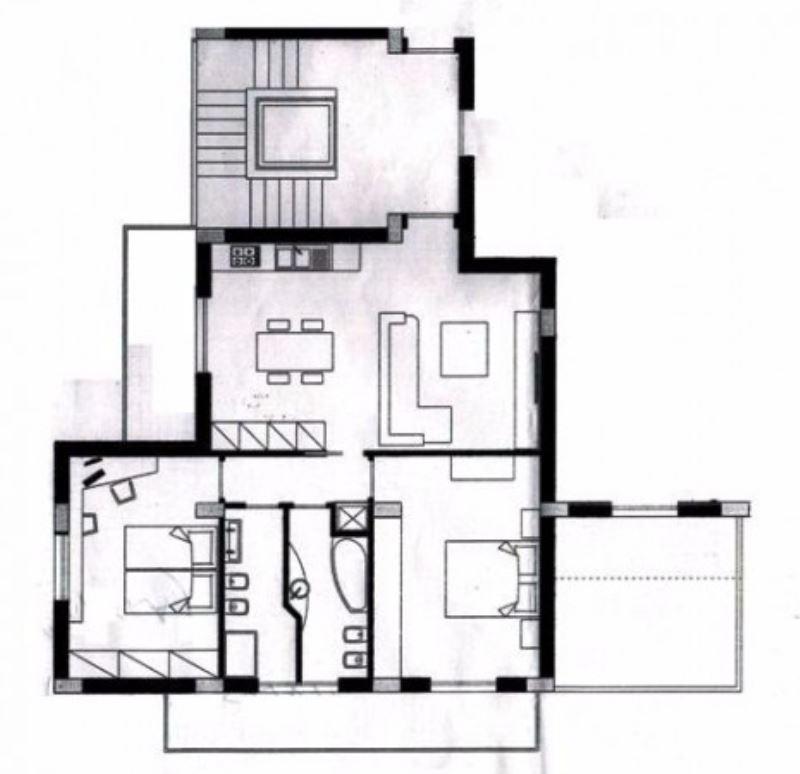 Appartamento in vendita a Castello di Cisterna, 3 locali, Trattative riservate | Cambio Casa.it