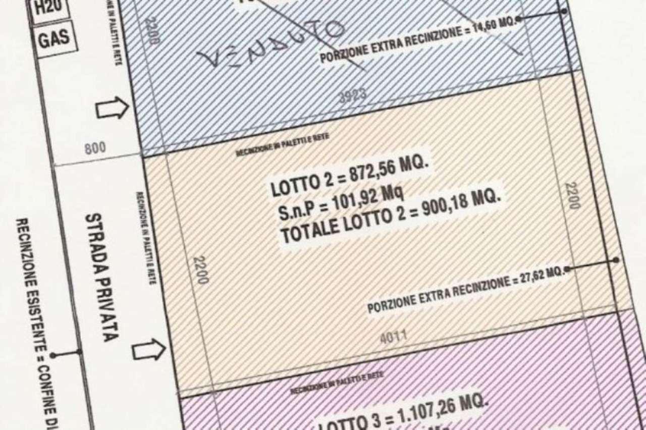Terreno Edificabile Residenziale in vendita a Pianiga, 9999 locali, prezzo € 85.000 | CambioCasa.it