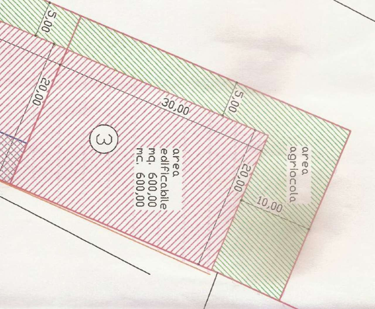 Terreno Edificabile Residenziale in vendita a Camponogara, 9999 locali, prezzo € 80.000 | Cambio Casa.it