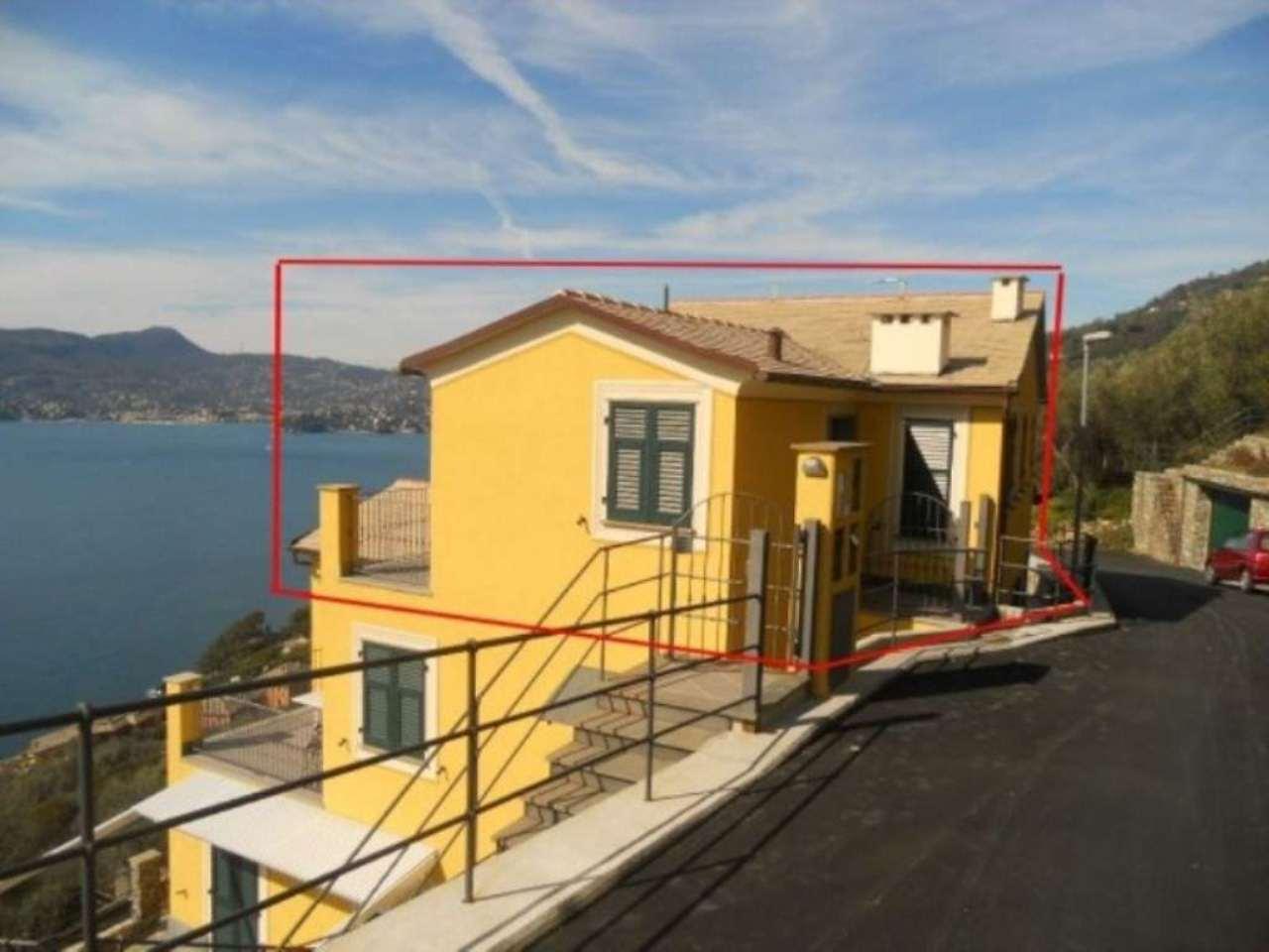 Attico / Mansarda in vendita a Zoagli, 6 locali, prezzo € 560.000 | Cambio Casa.it