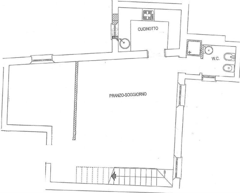 Attico / Mansarda in vendita a Cesena, 5 locali, prezzo € 350.000 | Cambio Casa.it