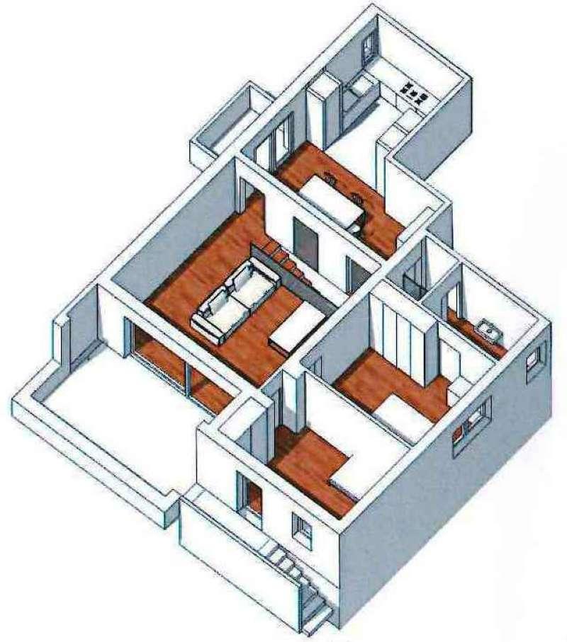 Soluzione Indipendente in vendita a Cesena, 7 locali, prezzo € 470.000   Cambio Casa.it