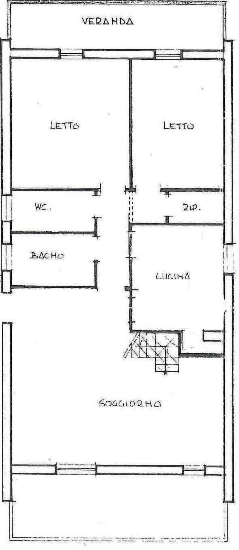Vendesi Appartamento a Cesena