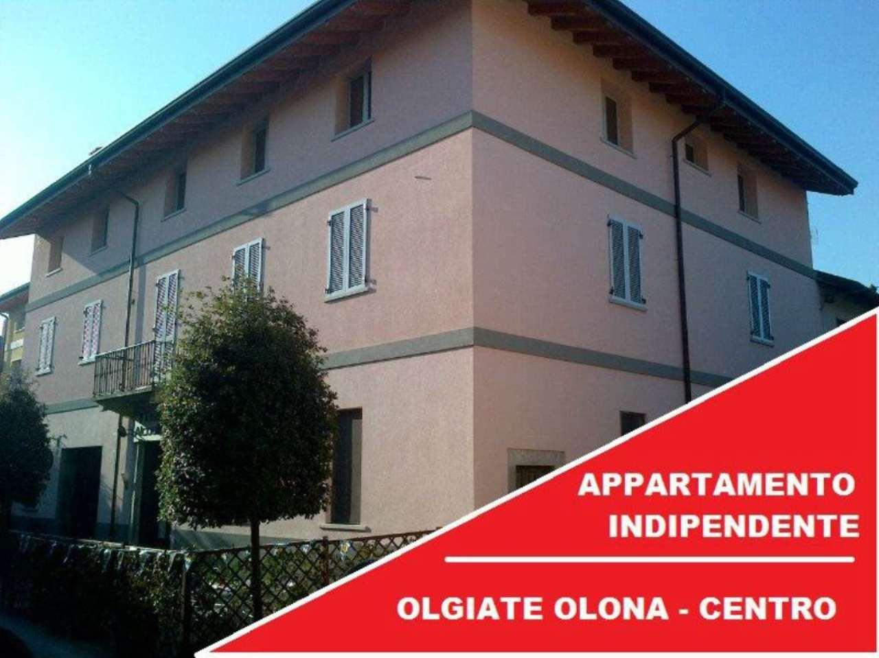 Appartamento in vendita a Olgiate Olona, 3 locali, prezzo € 185.000 | Cambio Casa.it