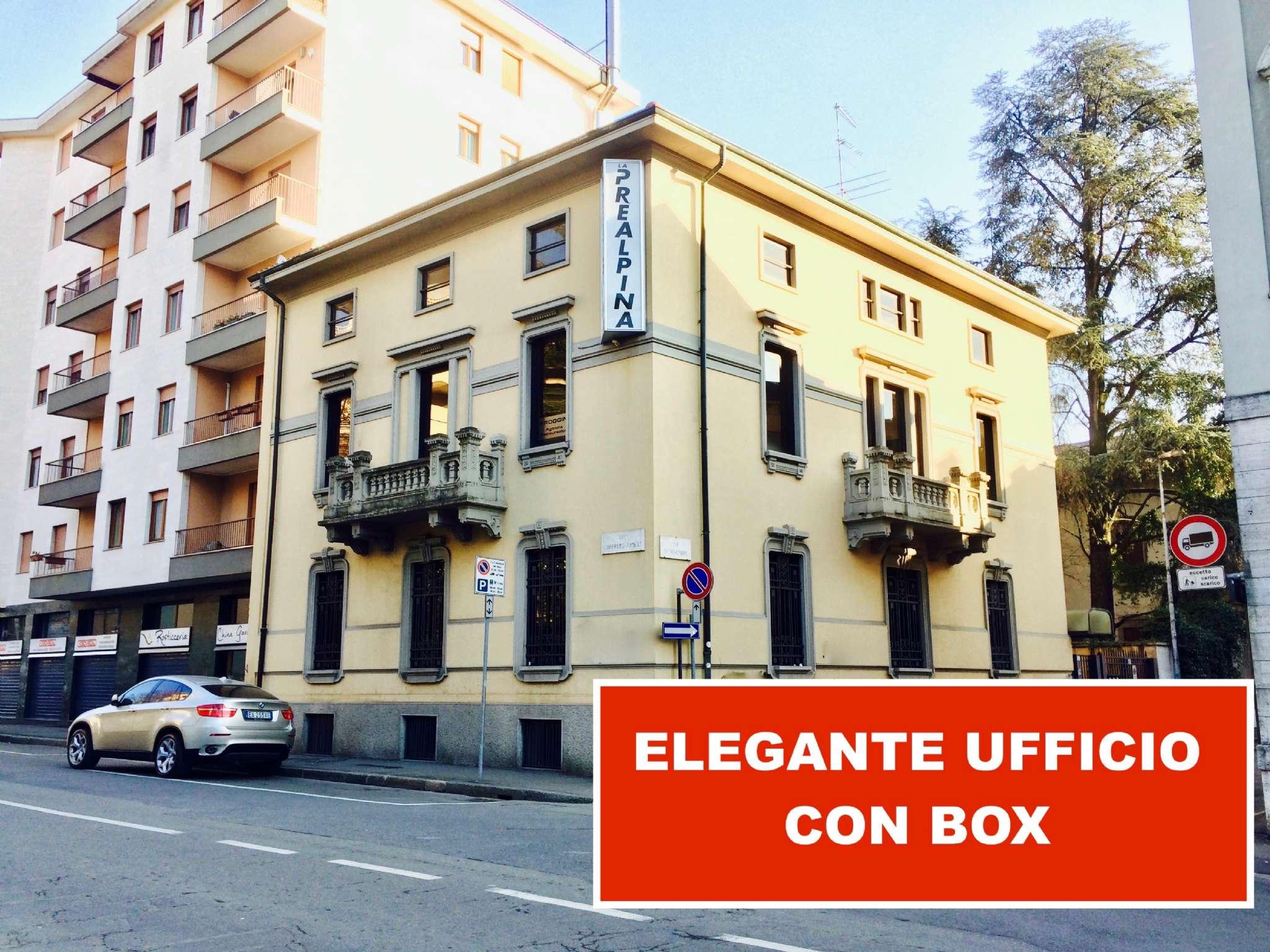 Ufficio / Studio in affitto a Busto Arsizio, 2 locali, prezzo € 850 | Cambio Casa.it
