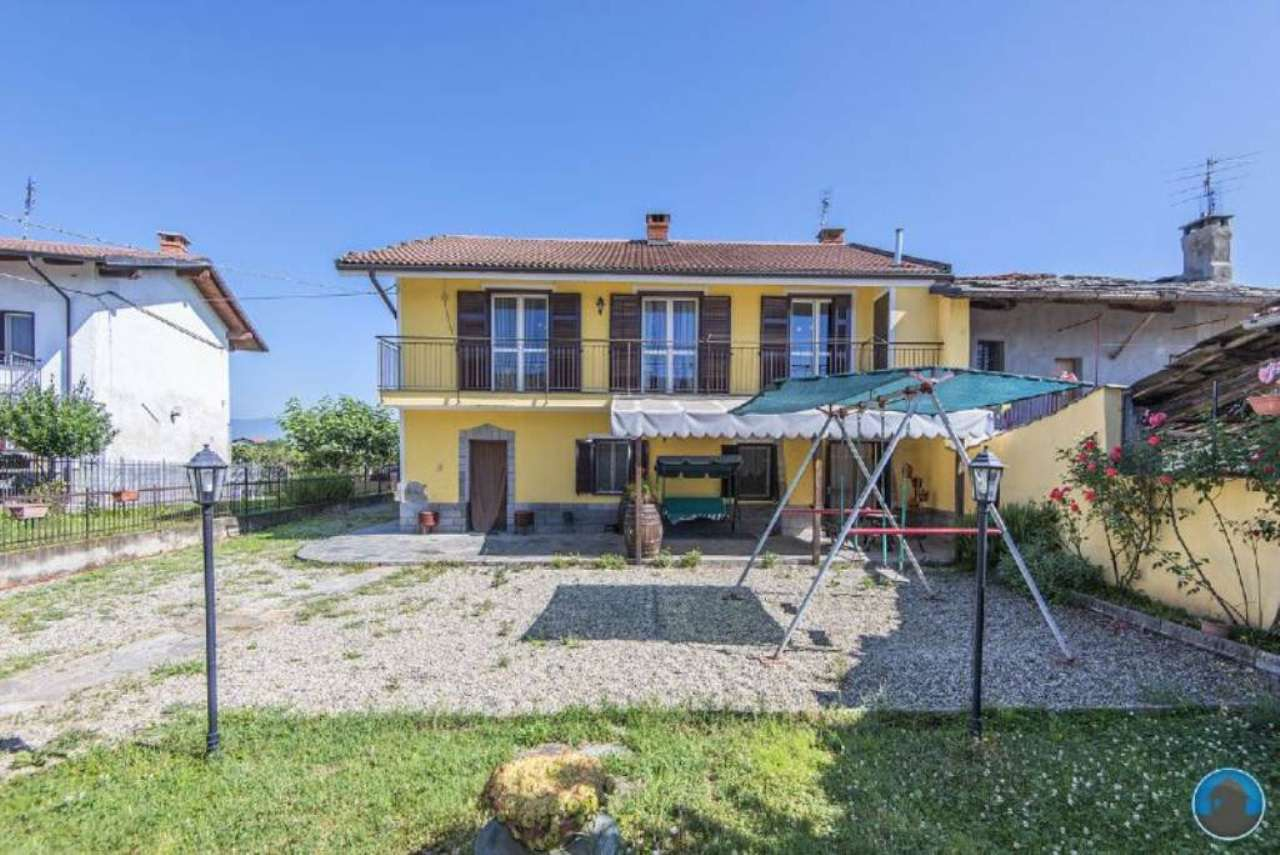 Soluzione Indipendente in vendita a Barge, 6 locali, prezzo € 187.000 | Cambio Casa.it
