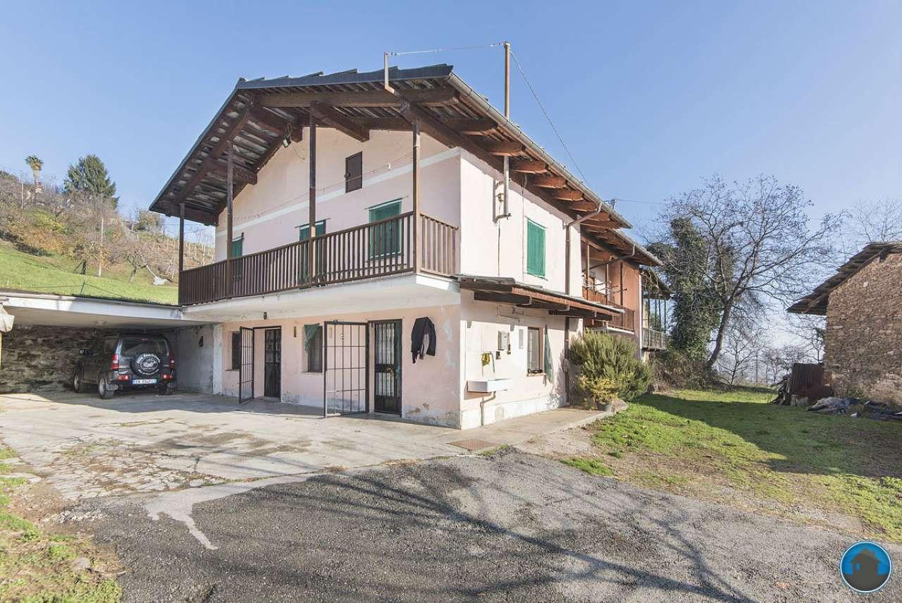 Soluzione Indipendente in Vendita a Bagnolo Piemonte