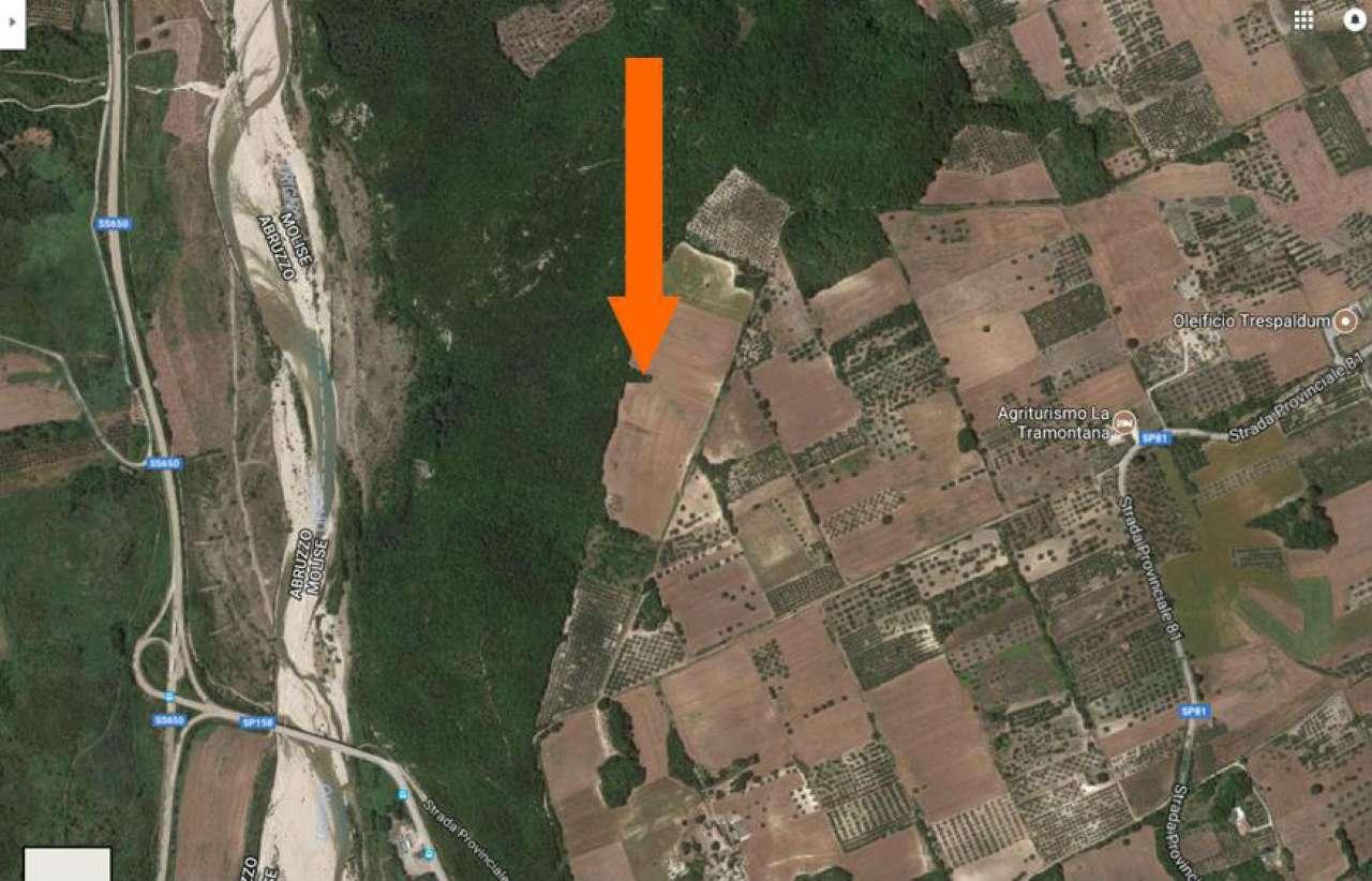 Mafalda - terreno turistico-residenziale Rif.11918893