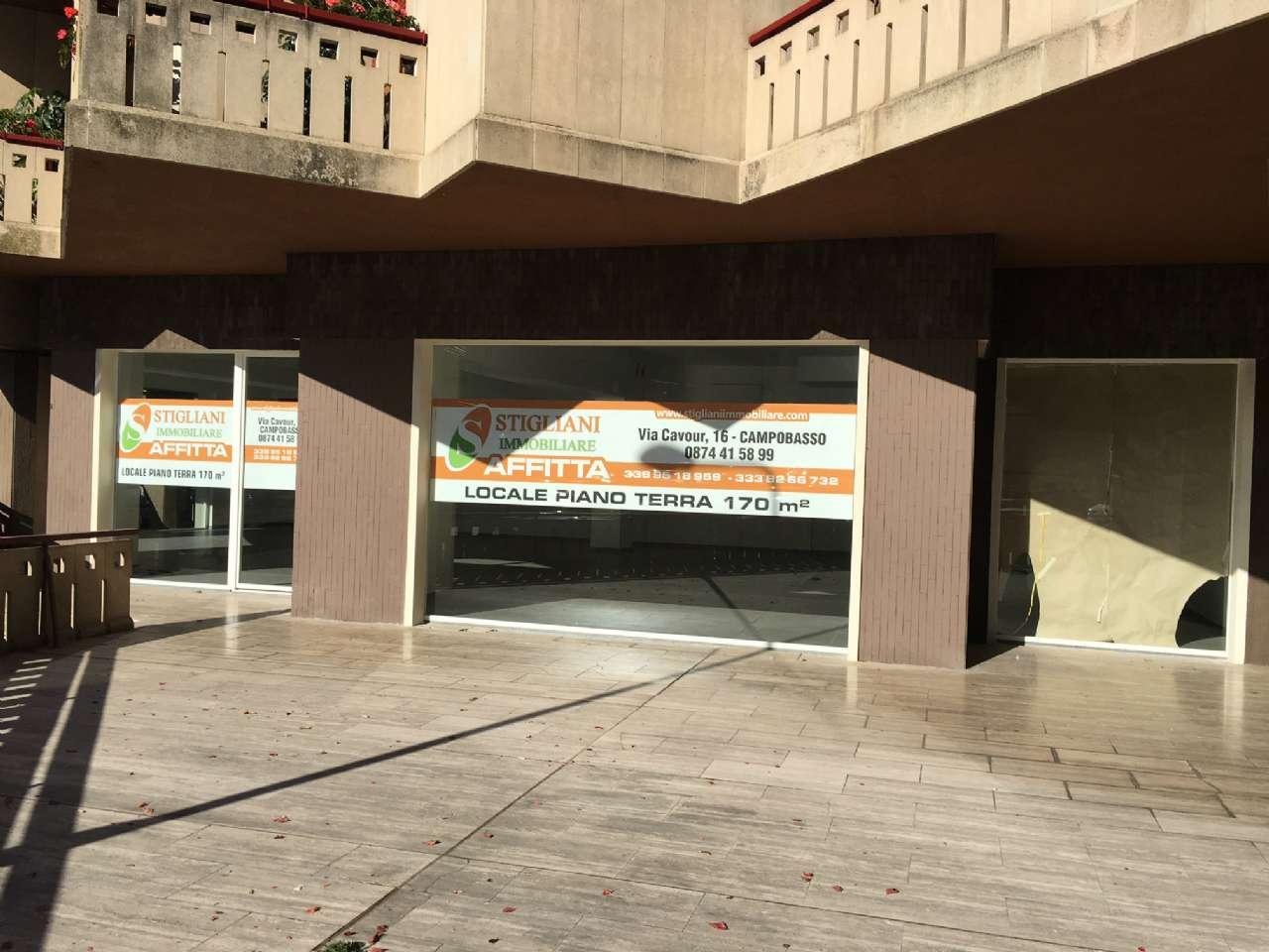 Negozio / Locale in Affitto a Campobasso