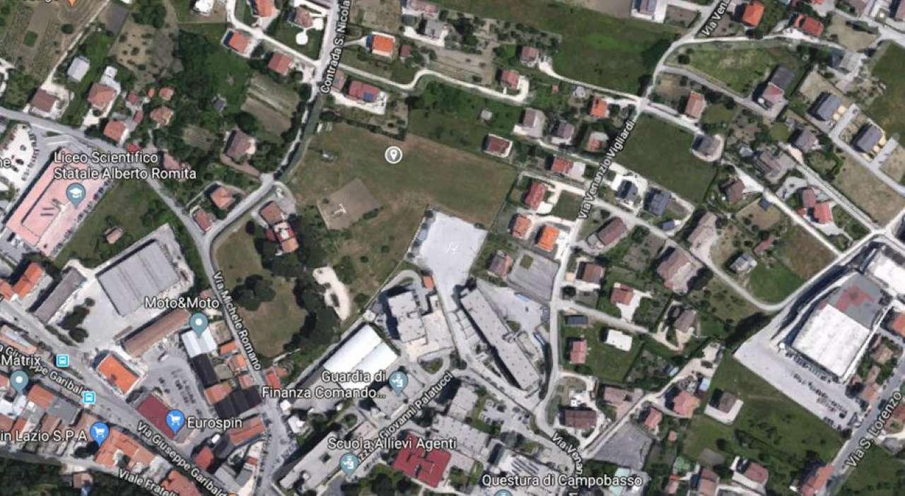 Campobasso - Terreno con progetto Rif.13693252