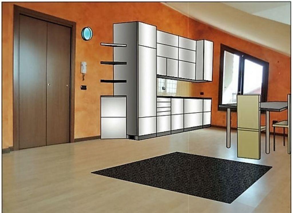 Appartamento in vendita a Samarate, 2 locali, prezzo € 115.000 | Cambio Casa.it