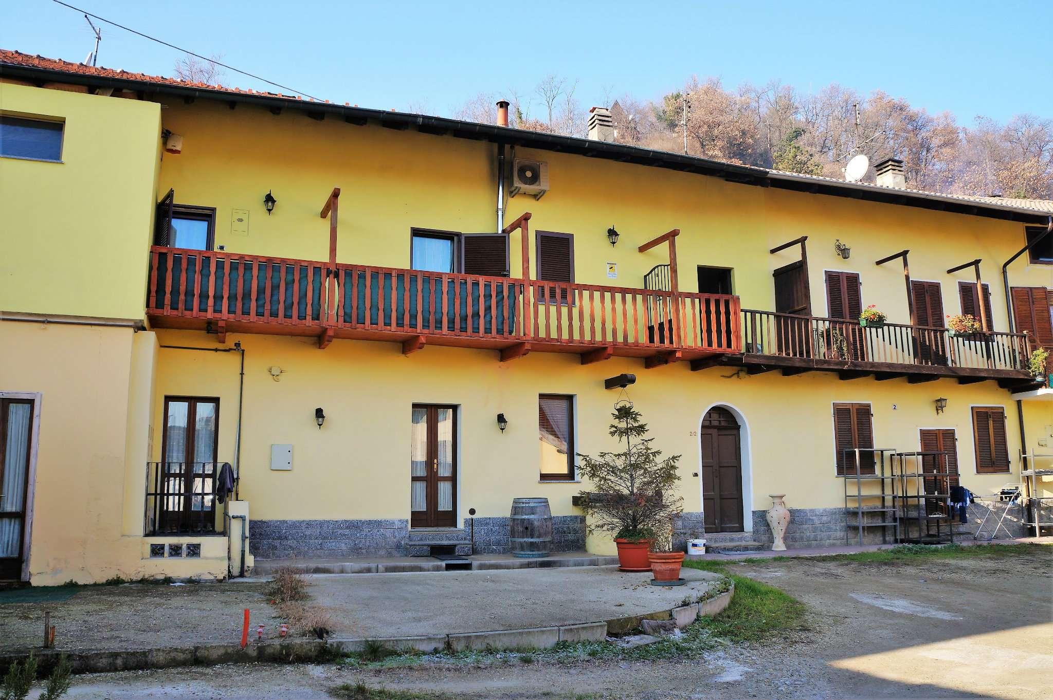 Villetta a Schiera in vendita vicolo schioppo 2 Trana