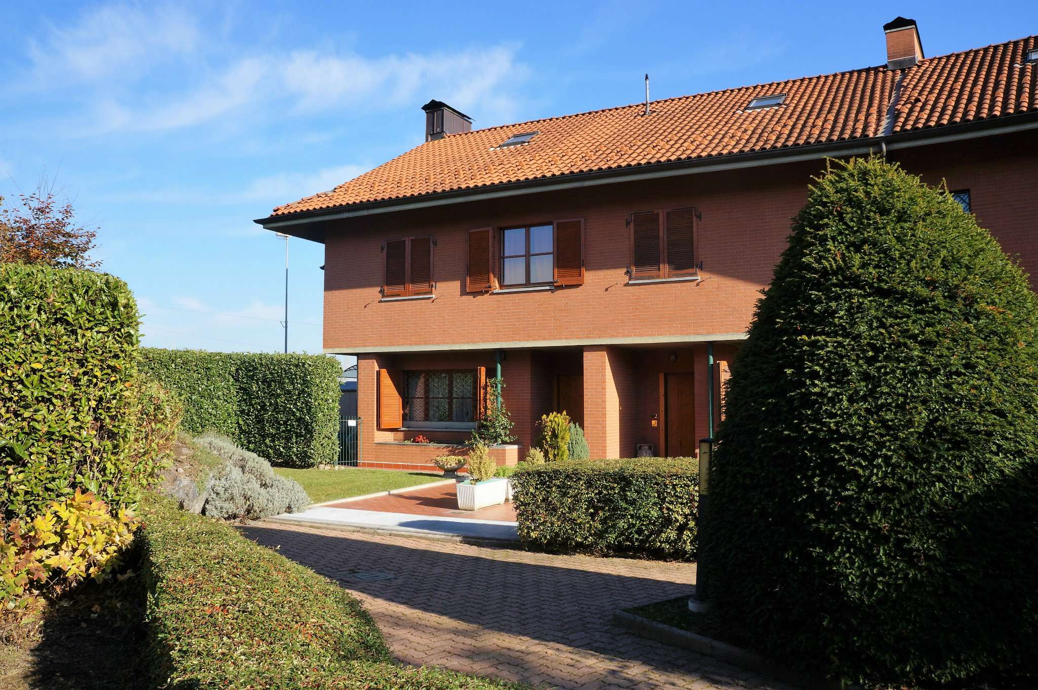 Villetta a Schiera in vendita via Migliarone 10 Alpignano