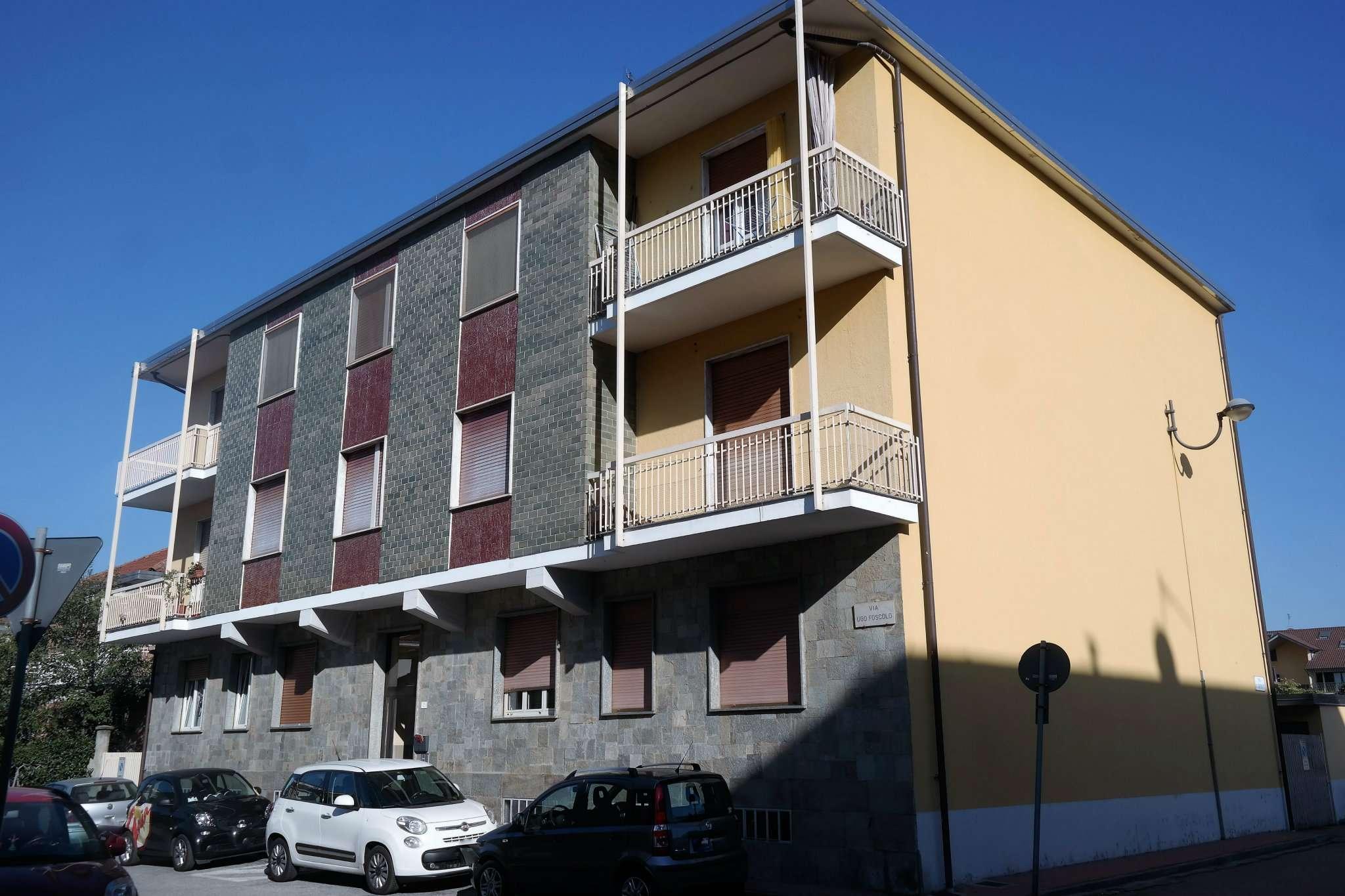 Appartamento in vendita via Ugo Foscolo 2 Beinasco