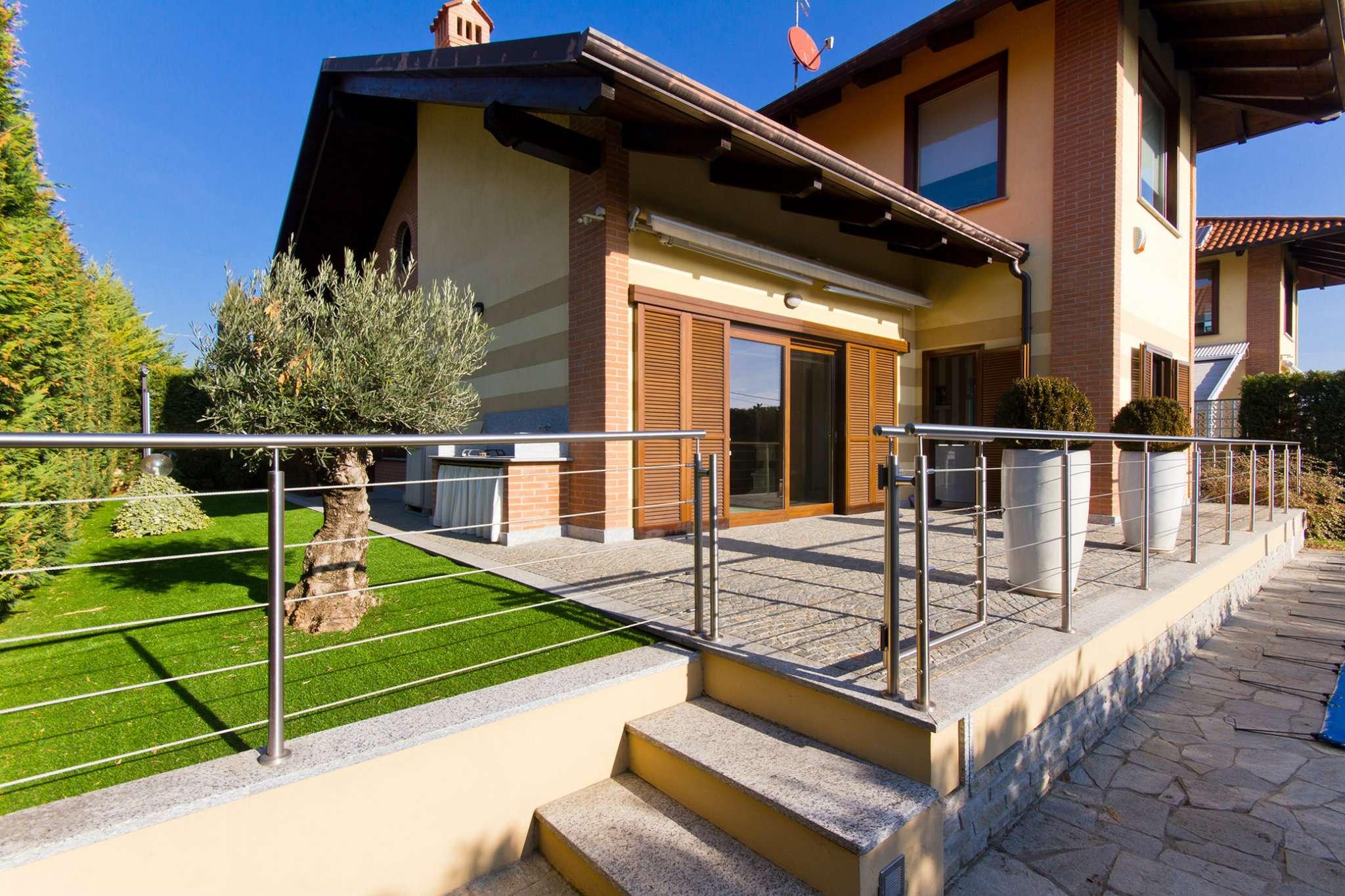 Villa in vendita via Pigafetta 1 San Gillio