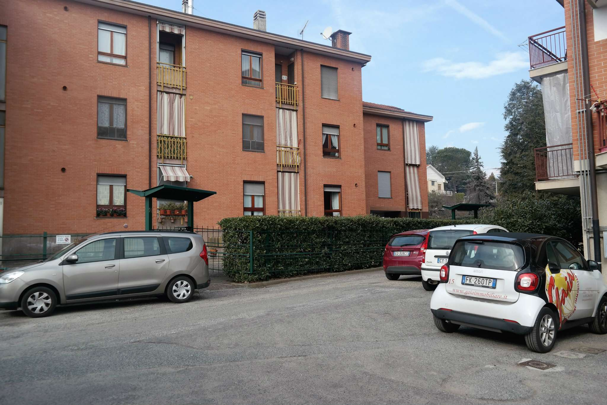 Appartamento in vendita via Druento 14 San Gillio