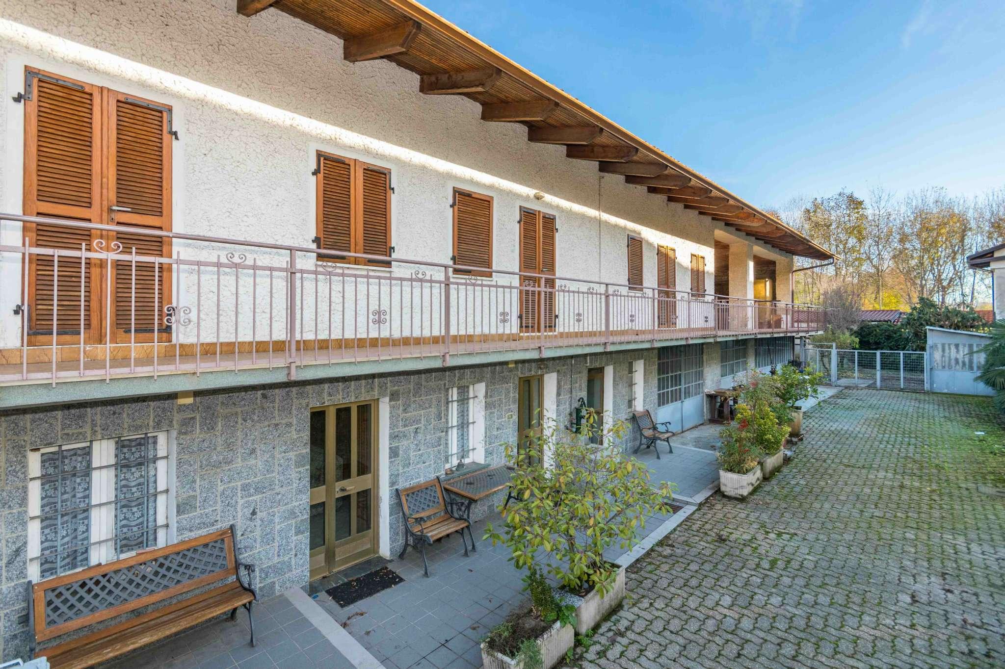 Casa Indipendente in vendita via Cravotto 20 Avigliana