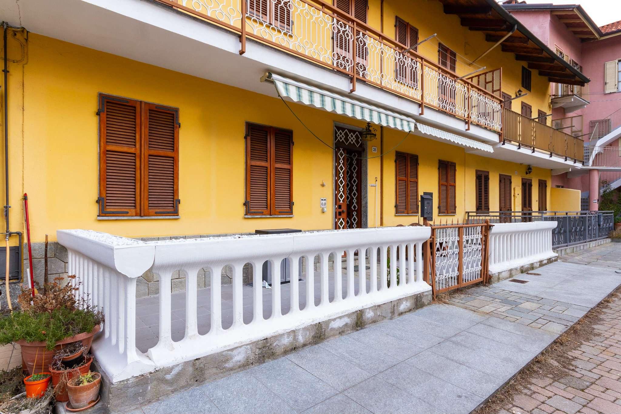 Villetta a Schiera in vendita via Sommeiller 26 Alpignano