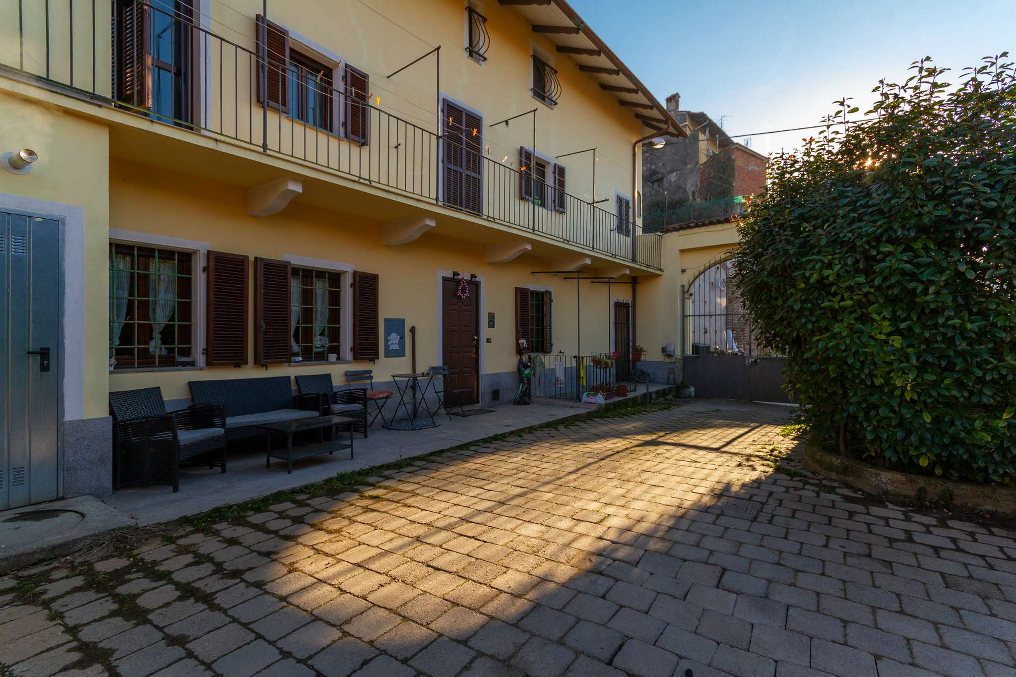 Villetta a Schiera in vendita via Bricca 4 Pianezza