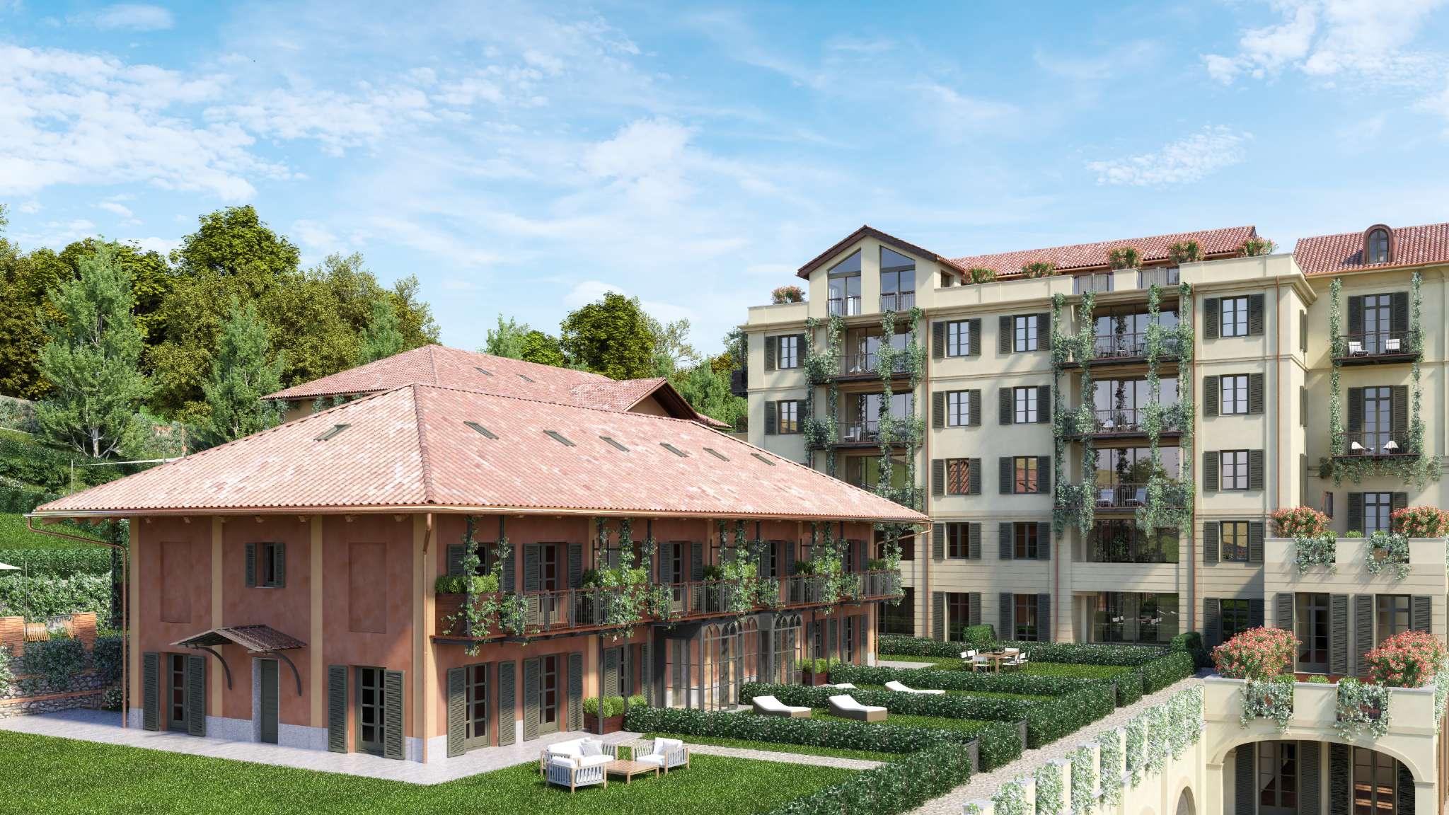 Foto 1 di Villa Quadrifamiliare viale Thovez 11, Torino (zona Centro)