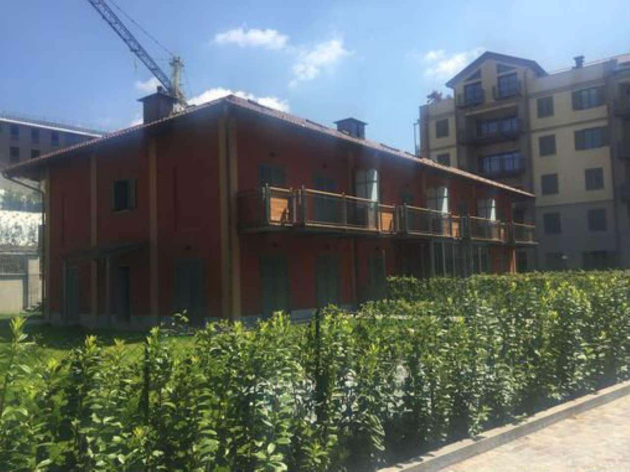 Foto 1 di Villetta a schiera viale Thovez 23, Torino (zona Precollina, Collina)