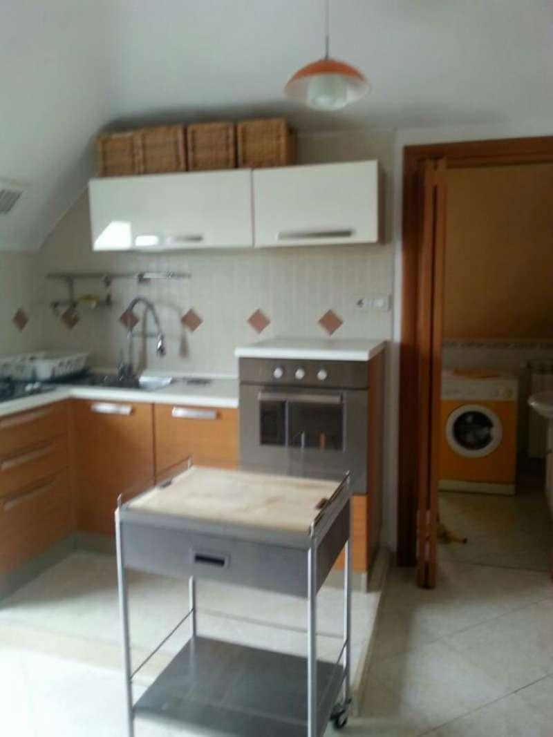 Attico / Mansarda in affitto a Giugliano in Campania, 3 locali, prezzo € 600   Cambio Casa.it