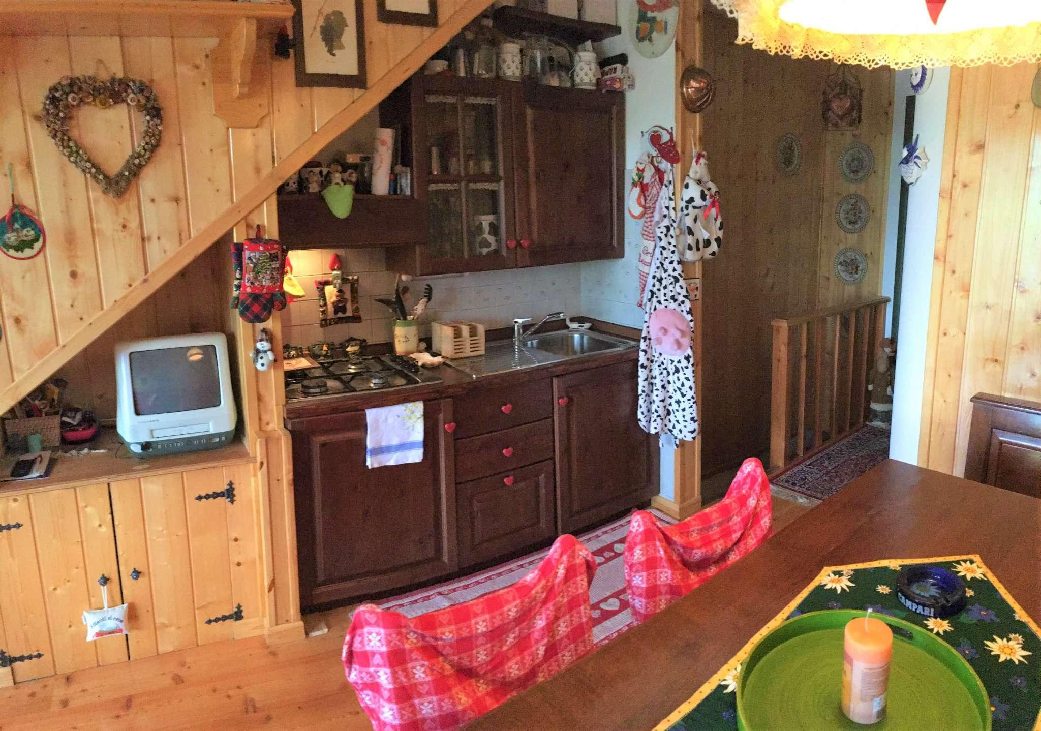 Appartamento in vendita a Asiago, 7 locali, prezzo € 79.000 | CambioCasa.it
