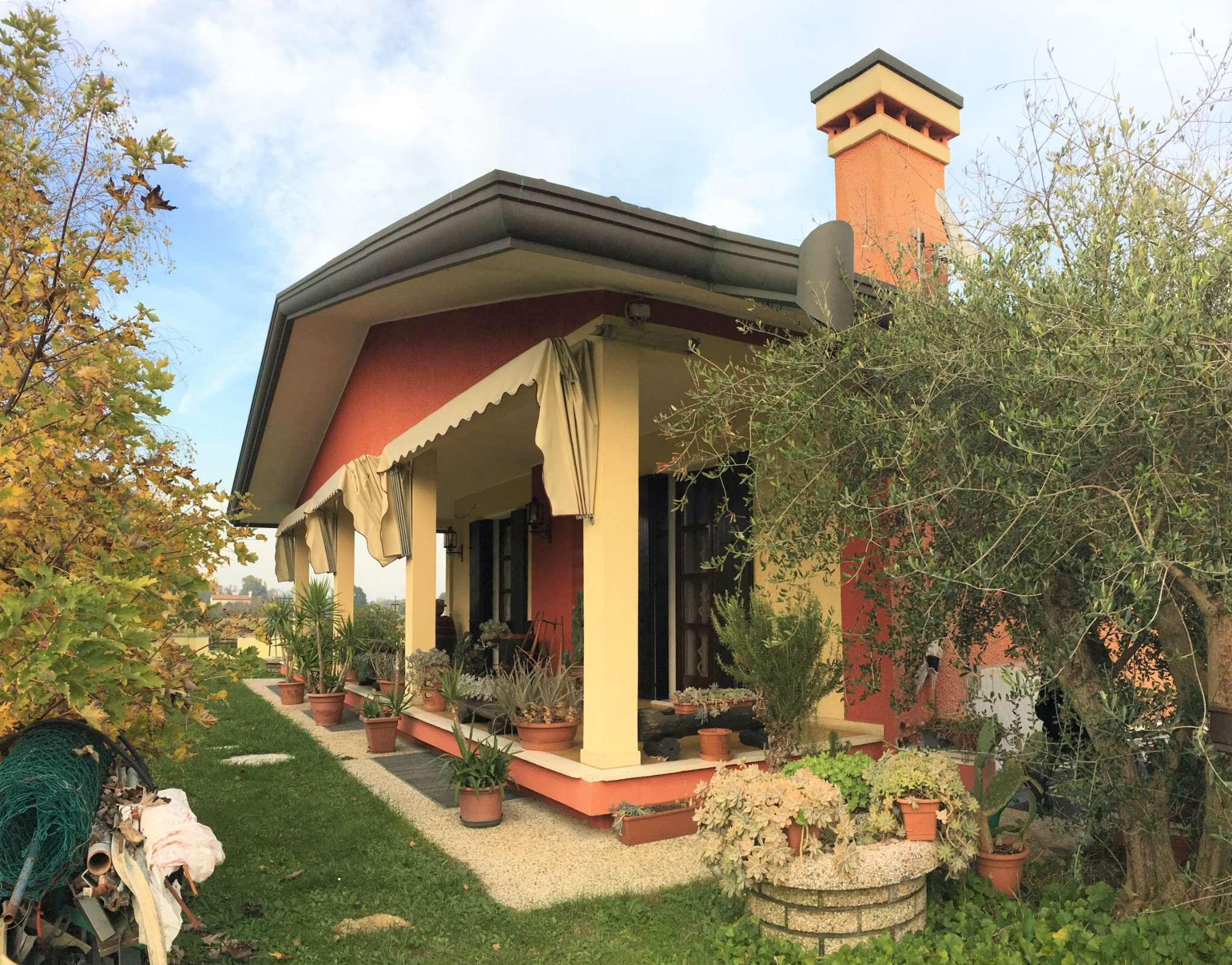 Villa in Vendita a Santa Maria di Sala