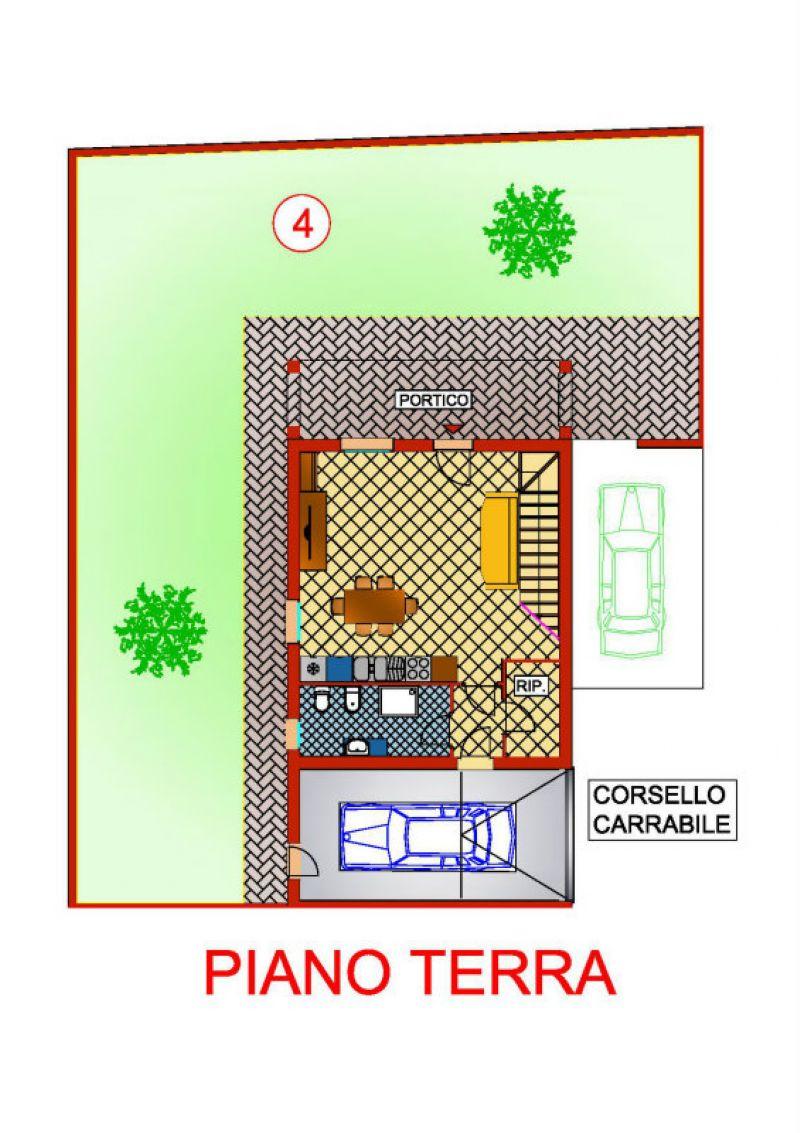 Villa-Villetta Vendita San Clemente
