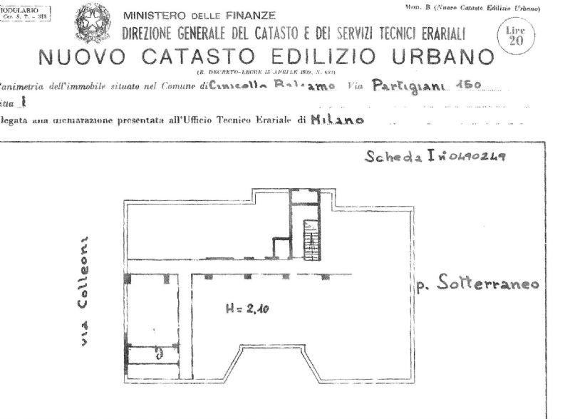 Cinisello Balsamo Vendita APPARTAMENTO Immagine 1