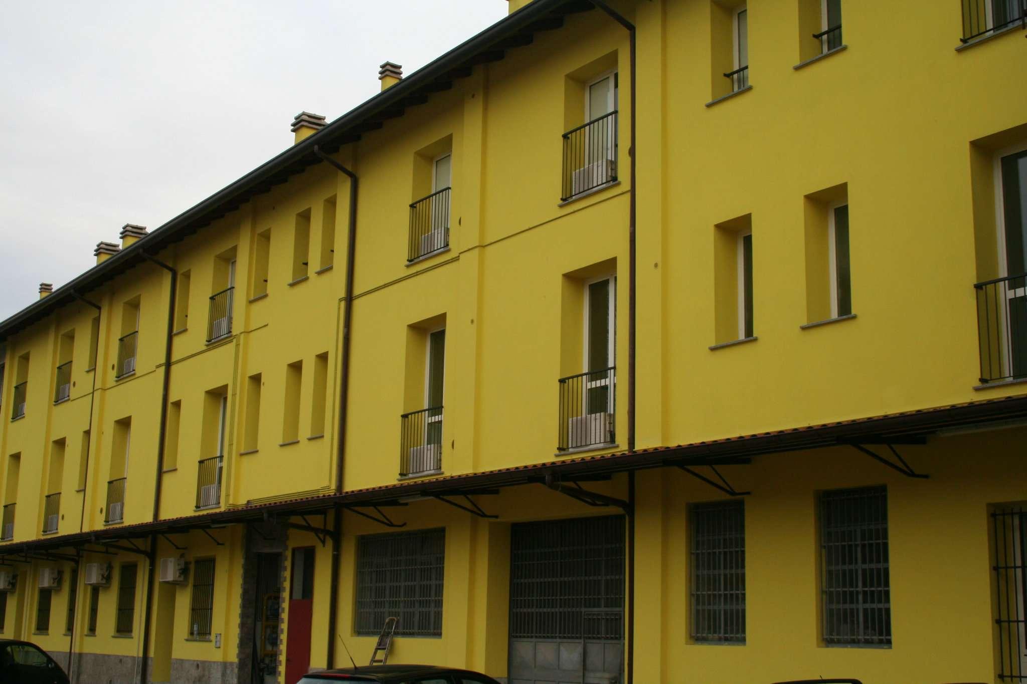 Appartamento in affitto a Lentate sul Seveso, 2 locali, prezzo € 400 | Cambio Casa.it